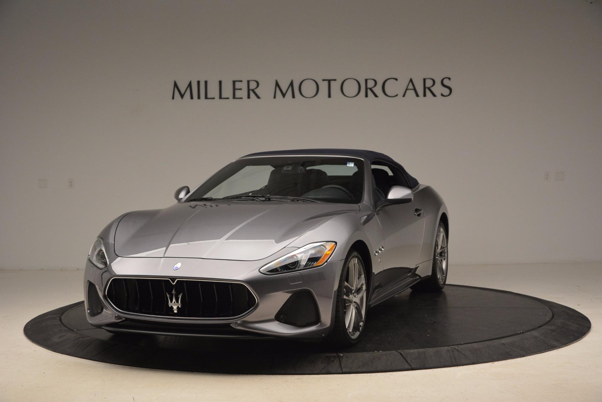 New 2018 Maserati GranTurismo Sport For Sale In Greenwich, CT. Alfa Romeo of Greenwich, M1961 1707_main