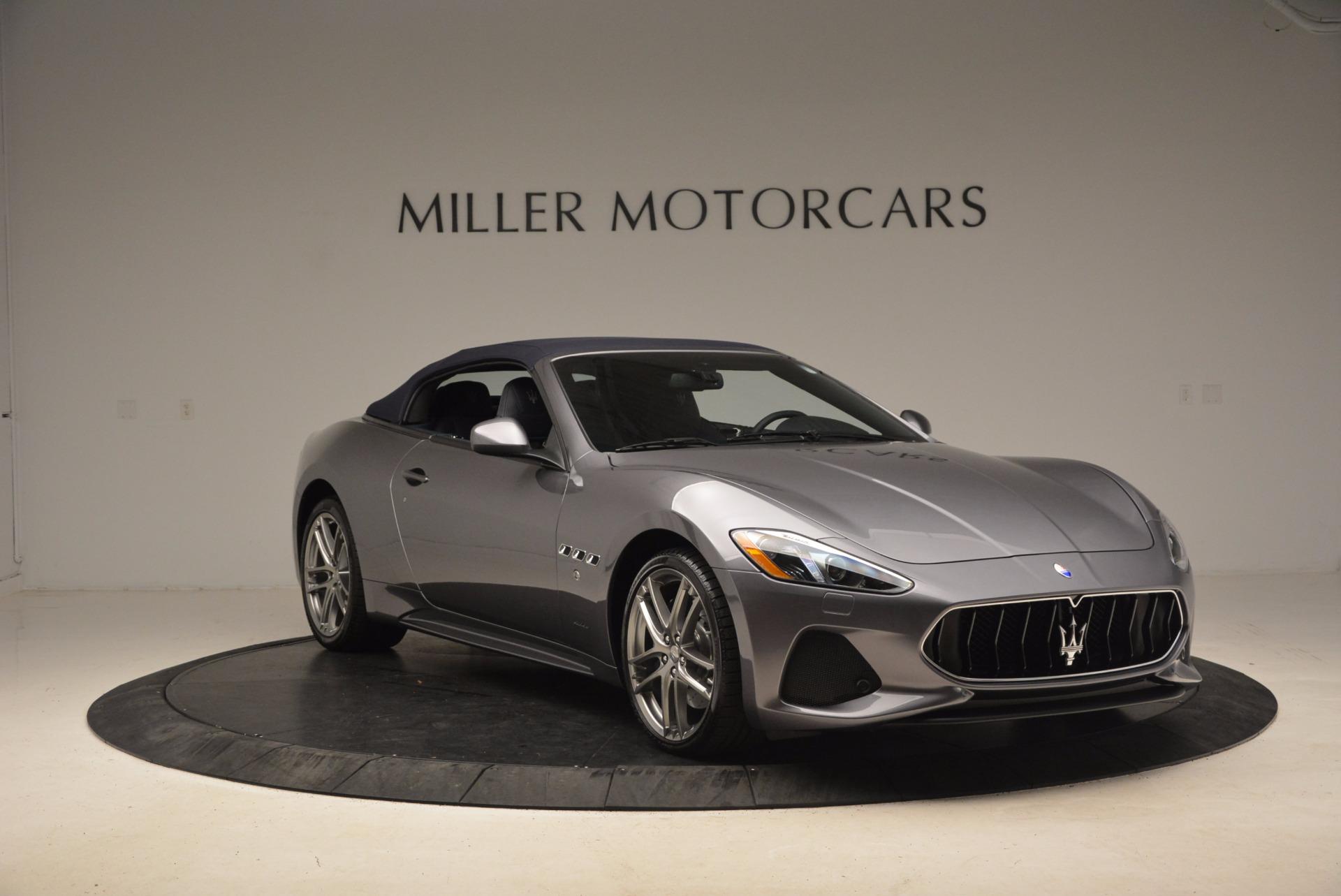 New 2018 Maserati GranTurismo Sport For Sale In Greenwich, CT. Alfa Romeo of Greenwich, M1961 1707_p11