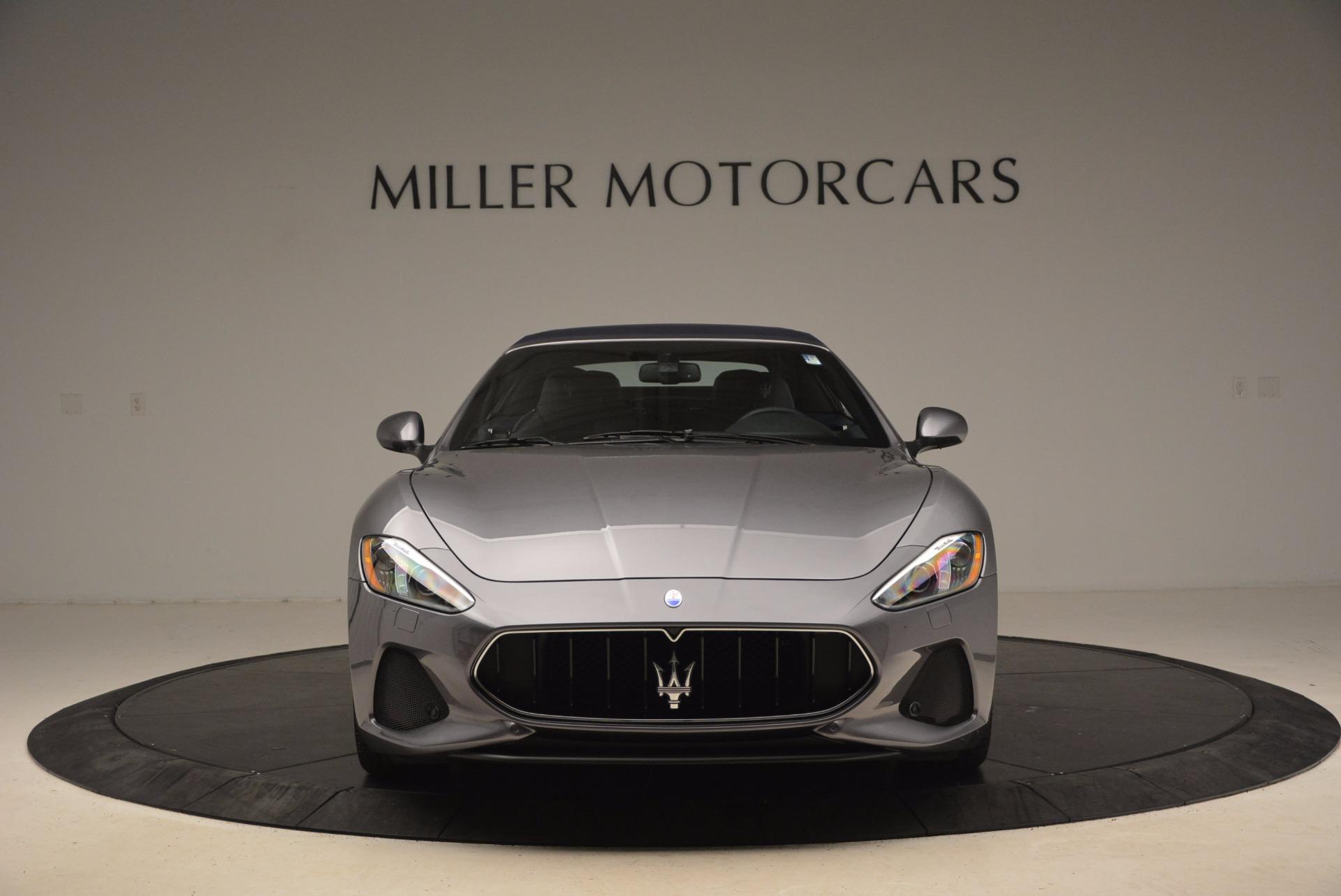 New 2018 Maserati GranTurismo Sport For Sale In Greenwich, CT. Alfa Romeo of Greenwich, M1961 1707_p12