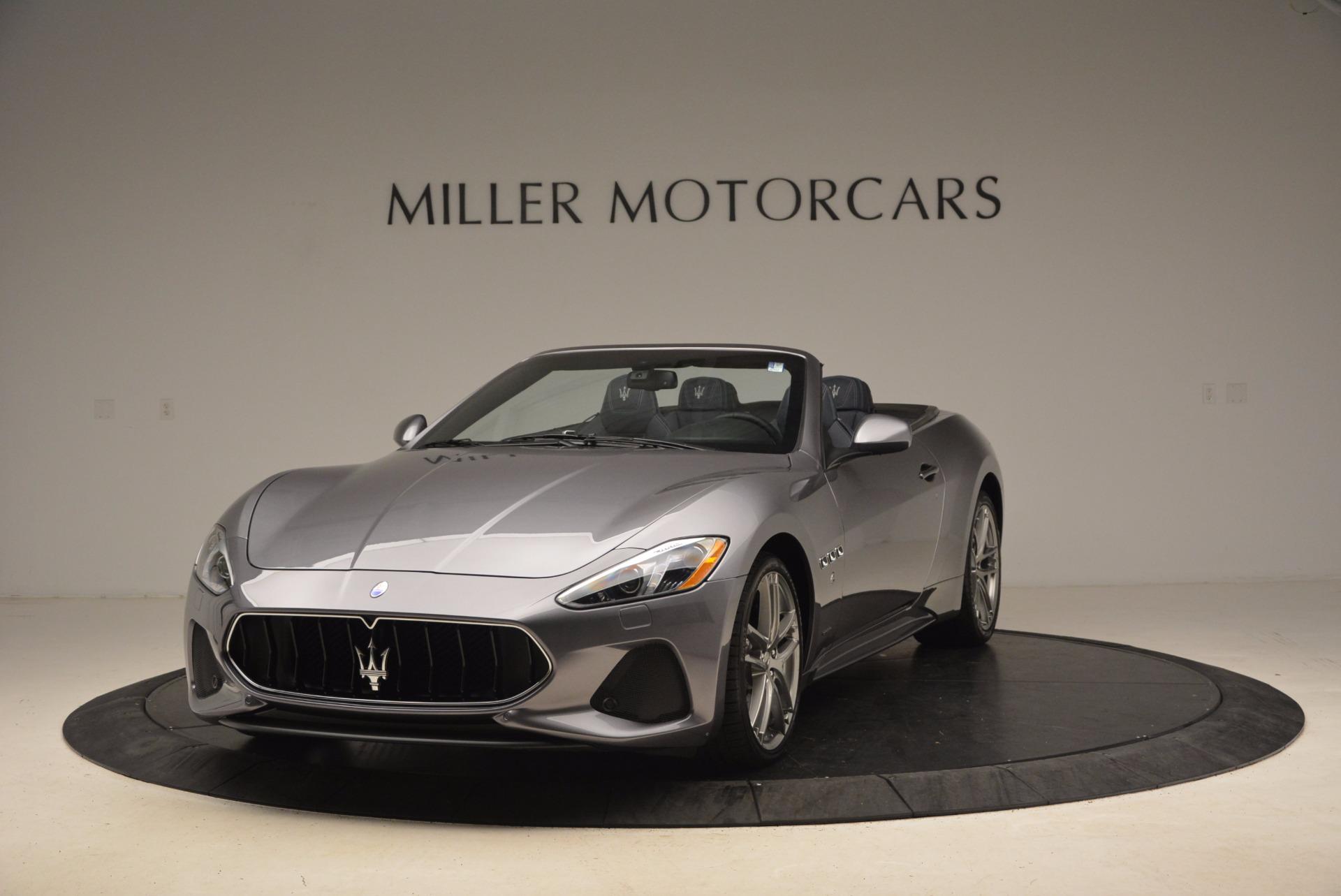 New 2018 Maserati GranTurismo Sport For Sale In Greenwich, CT. Alfa Romeo of Greenwich, M1961 1707_p13