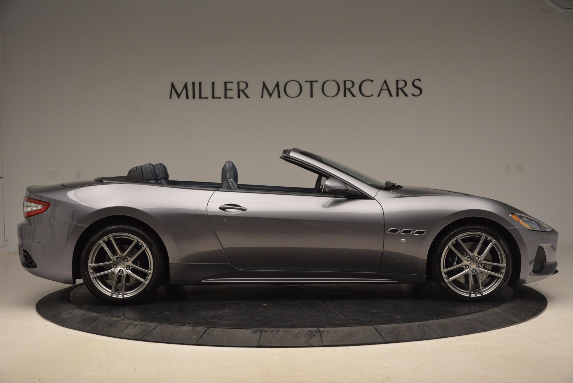 New 2018 Maserati GranTurismo Sport For Sale In Greenwich, CT. Alfa Romeo of Greenwich, M1961 1707_p21