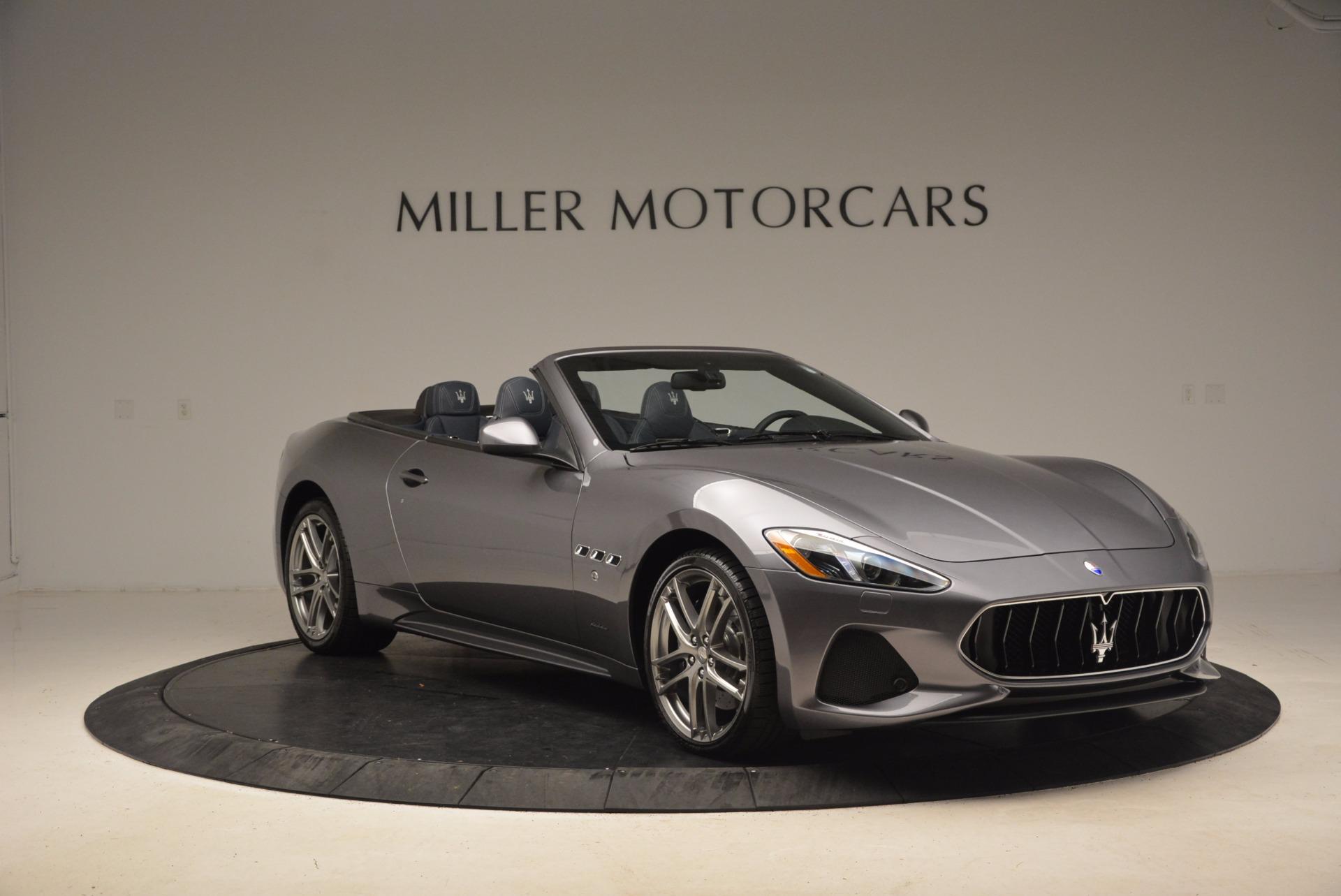 New 2018 Maserati GranTurismo Sport For Sale In Greenwich, CT. Alfa Romeo of Greenwich, M1961 1707_p23