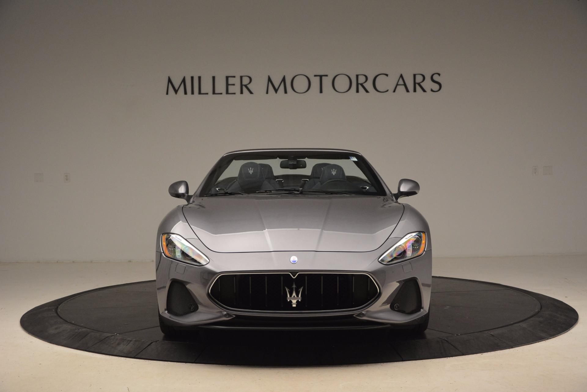 New 2018 Maserati GranTurismo Sport For Sale In Greenwich, CT. Alfa Romeo of Greenwich, M1961 1707_p24