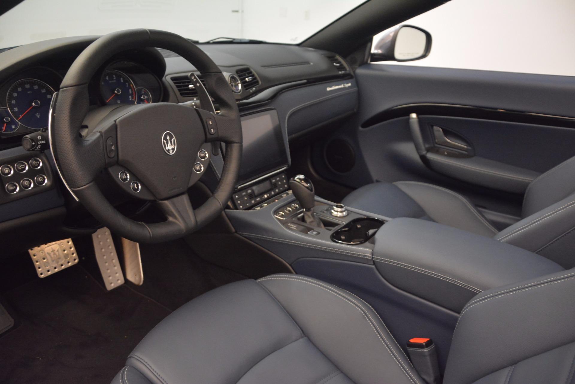 New 2018 Maserati GranTurismo Sport For Sale In Greenwich, CT. Alfa Romeo of Greenwich, M1961 1707_p25
