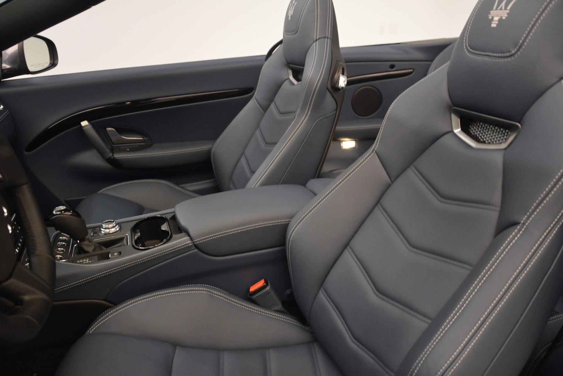New 2018 Maserati GranTurismo Sport For Sale In Greenwich, CT. Alfa Romeo of Greenwich, M1961 1707_p27