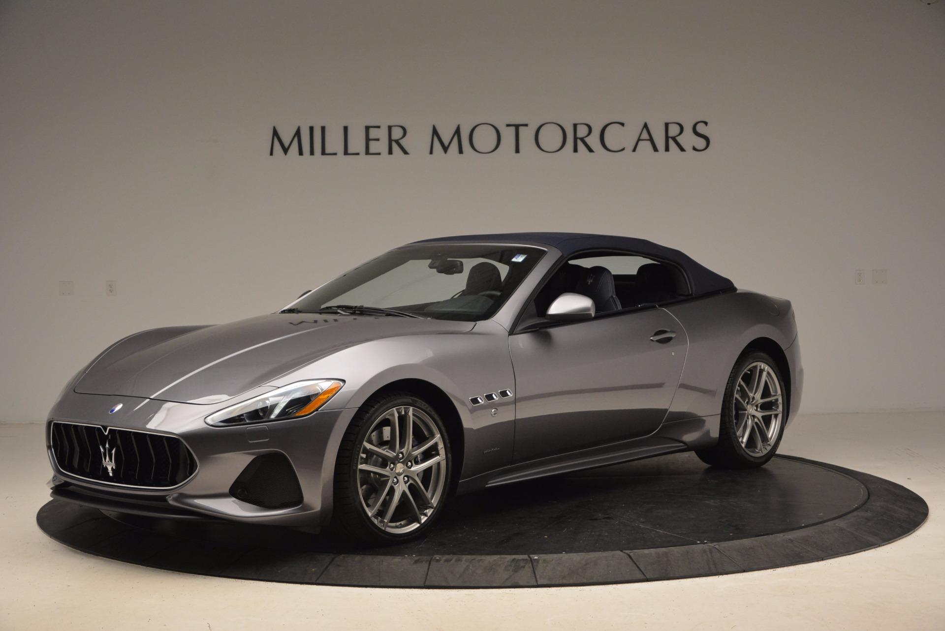 New 2018 Maserati GranTurismo Sport For Sale In Greenwich, CT. Alfa Romeo of Greenwich, M1961 1707_p2
