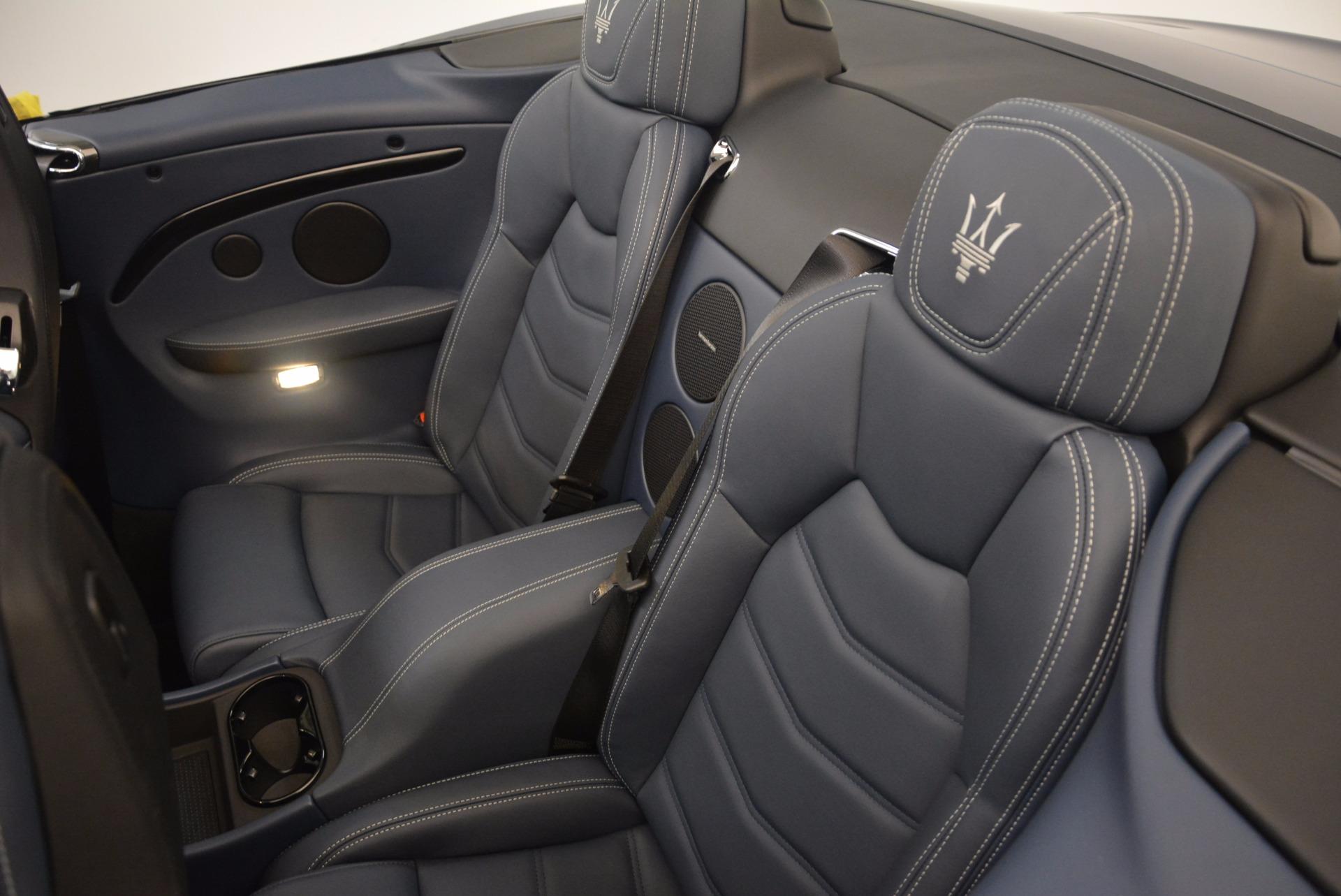 New 2018 Maserati GranTurismo Sport For Sale In Greenwich, CT. Alfa Romeo of Greenwich, M1961 1707_p30