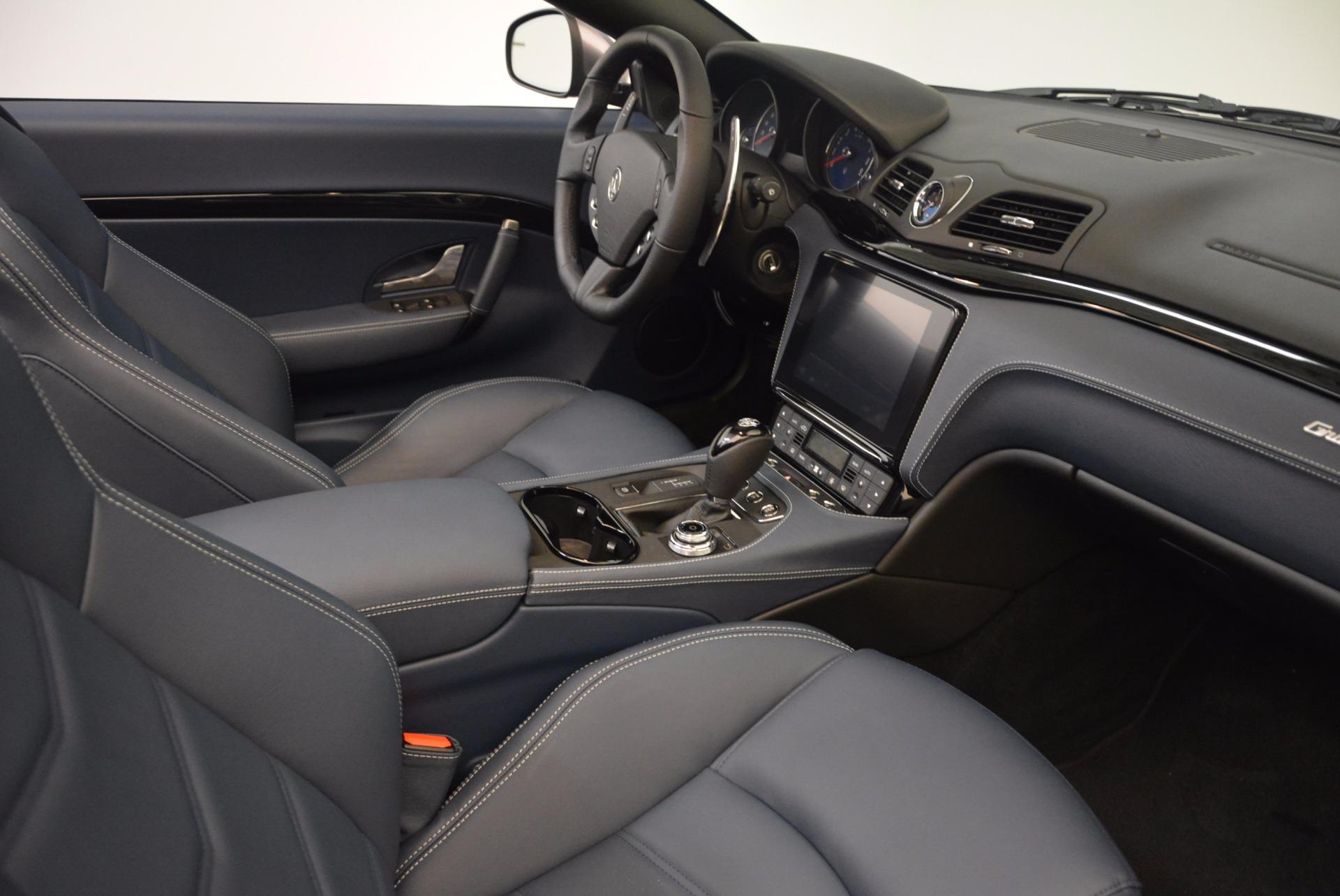 New 2018 Maserati GranTurismo Sport For Sale In Greenwich, CT. Alfa Romeo of Greenwich, M1961 1707_p33