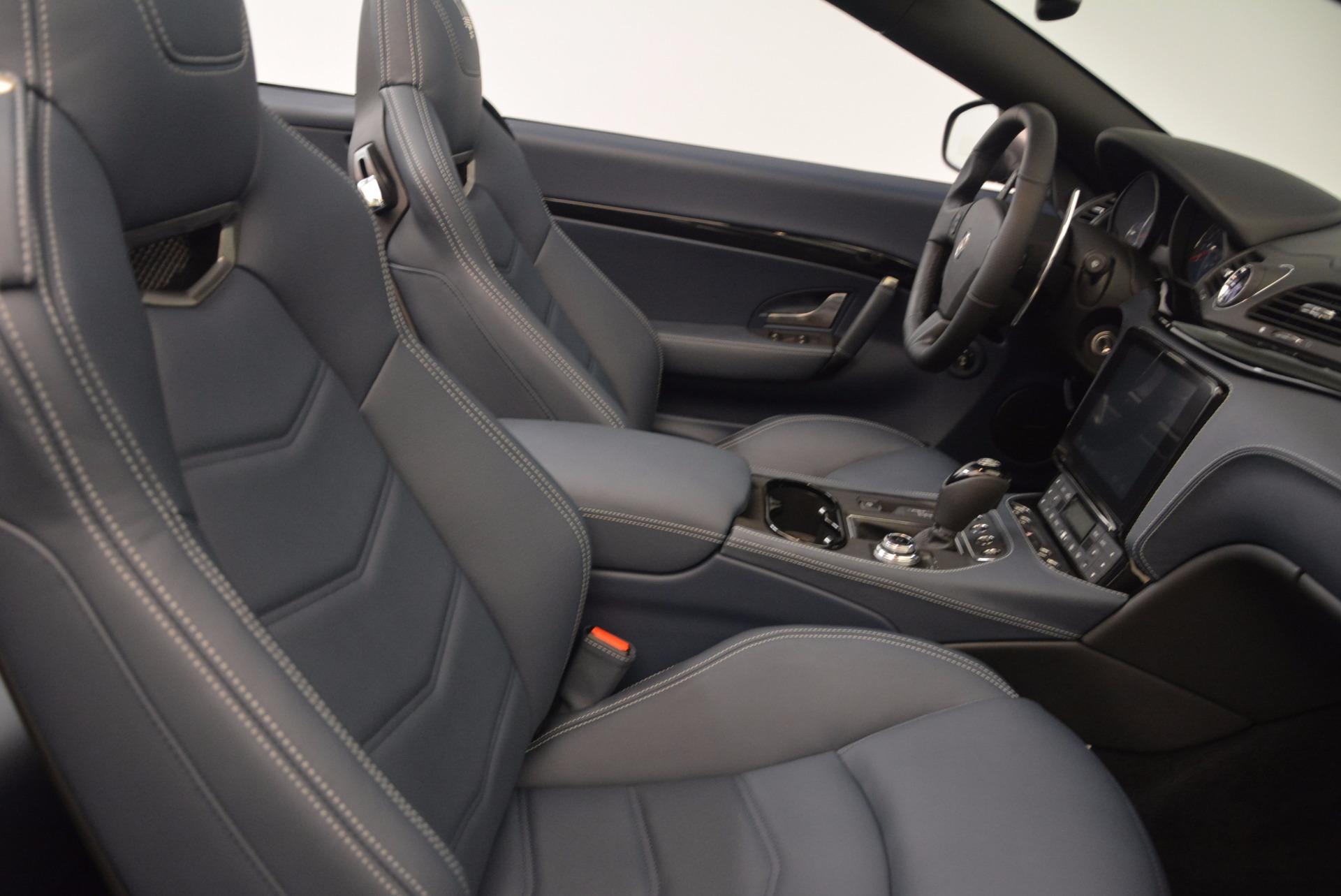 New 2018 Maserati GranTurismo Sport For Sale In Greenwich, CT. Alfa Romeo of Greenwich, M1961 1707_p34