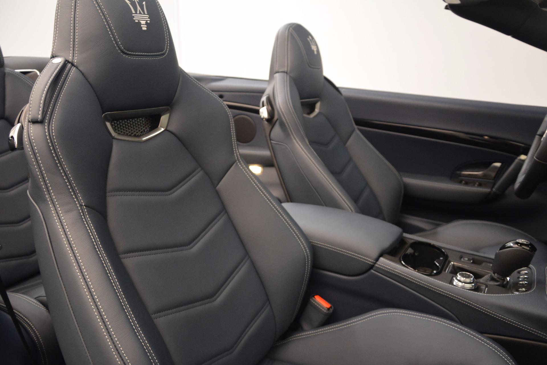 New 2018 Maserati GranTurismo Sport For Sale In Greenwich, CT. Alfa Romeo of Greenwich, M1961 1707_p35