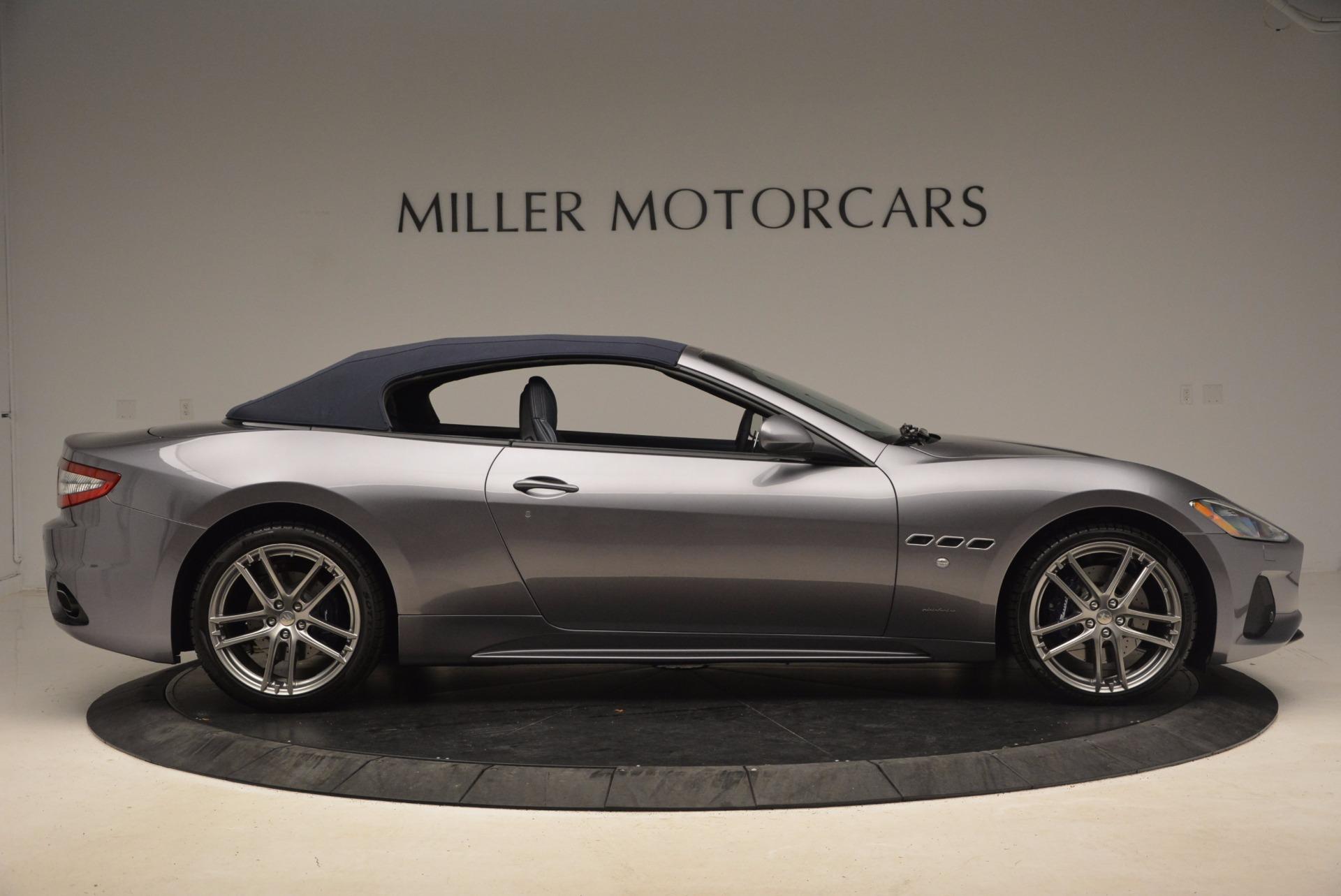New 2018 Maserati GranTurismo Sport For Sale In Greenwich, CT. Alfa Romeo of Greenwich, M1961 1707_p9