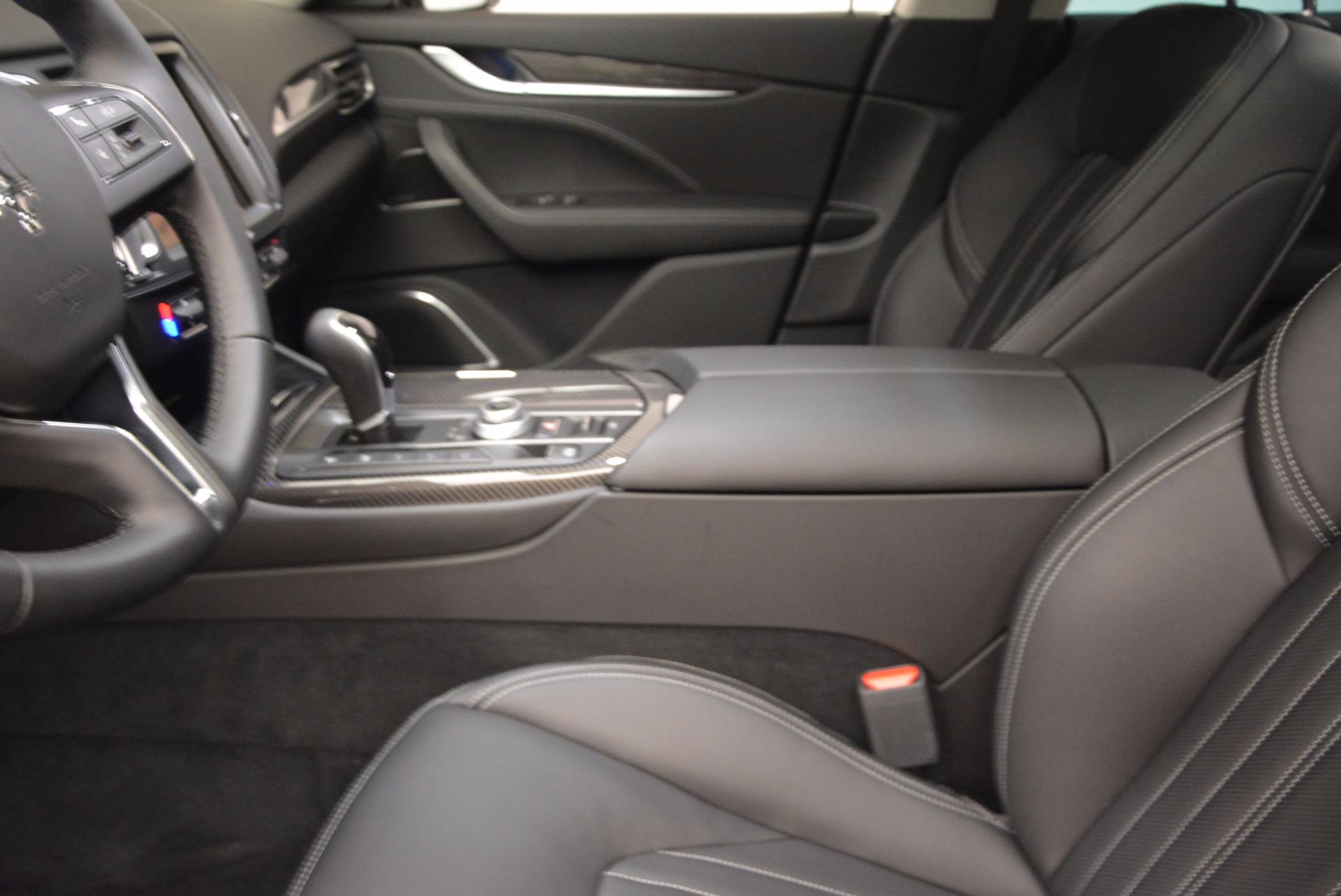 New 2018 Maserati Levante Q4 GranLusso For Sale In Greenwich, CT. Alfa Romeo of Greenwich, M1953 1709_p14