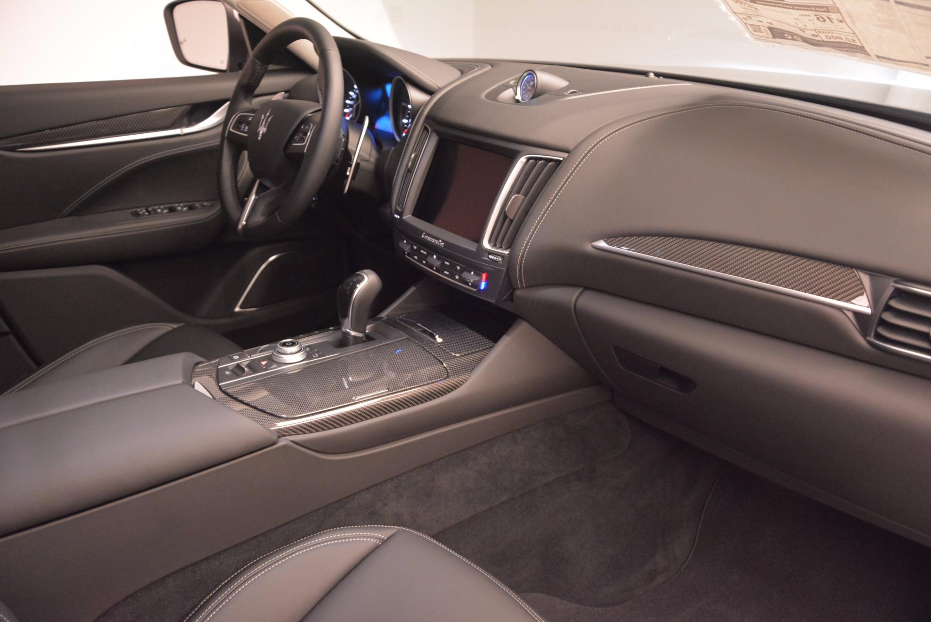 New 2018 Maserati Levante Q4 GranLusso For Sale In Greenwich, CT. Alfa Romeo of Greenwich, M1953 1709_p18