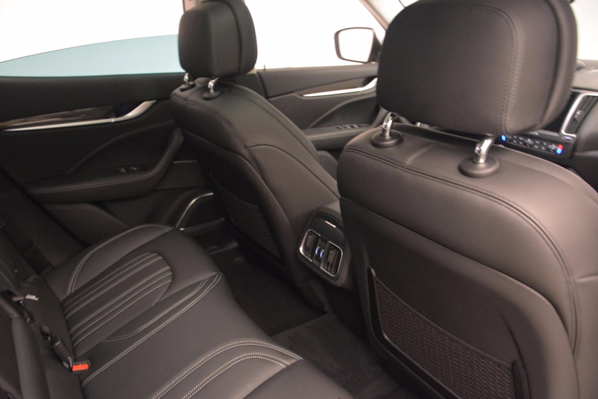 New 2018 Maserati Levante Q4 GranLusso For Sale In Greenwich, CT. Alfa Romeo of Greenwich, M1953 1709_p23