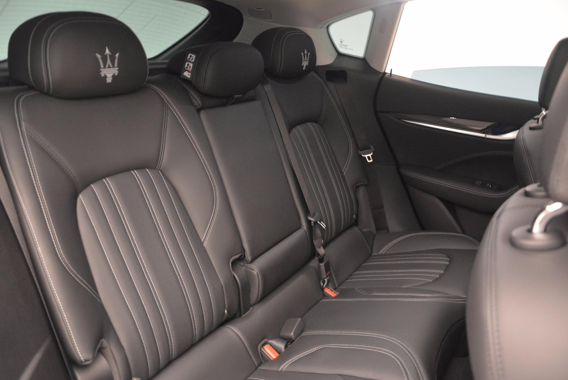 New 2018 Maserati Levante Q4 GranLusso For Sale In Greenwich, CT. Alfa Romeo of Greenwich, M1953 1709_p25