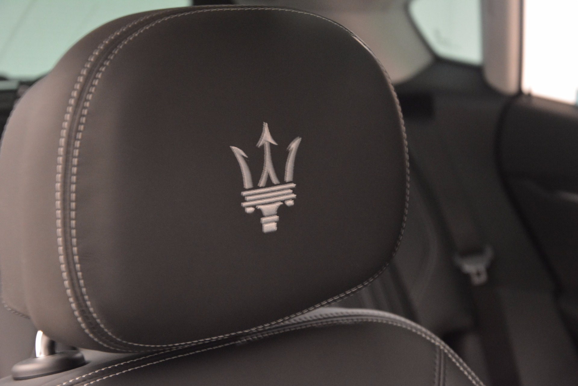 New 2018 Maserati Levante Q4 GranLusso For Sale In Greenwich, CT. Alfa Romeo of Greenwich, M1953 1709_p26