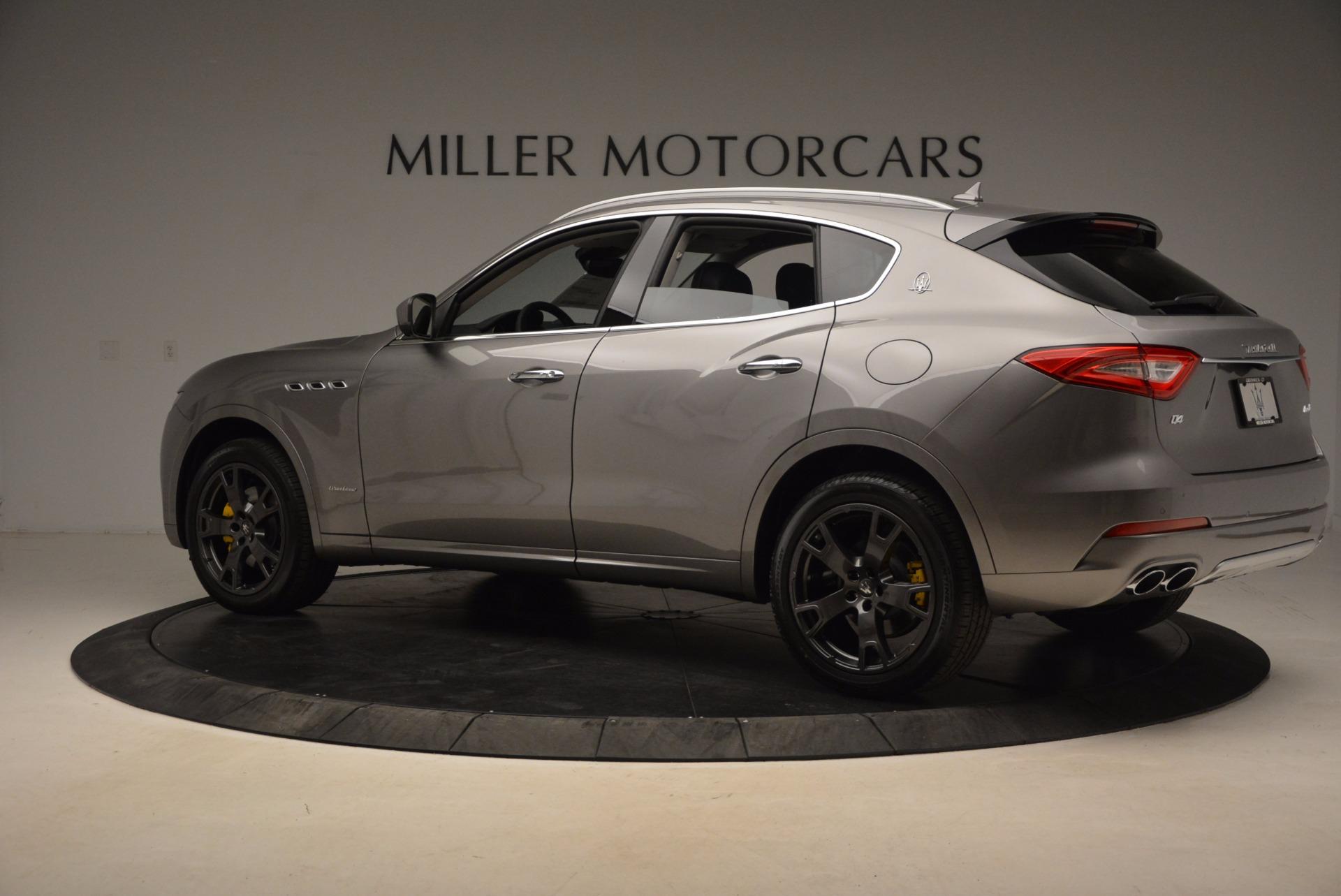 New 2018 Maserati Levante Q4 GranLusso For Sale In Greenwich, CT. Alfa Romeo of Greenwich, M1953 1709_p4