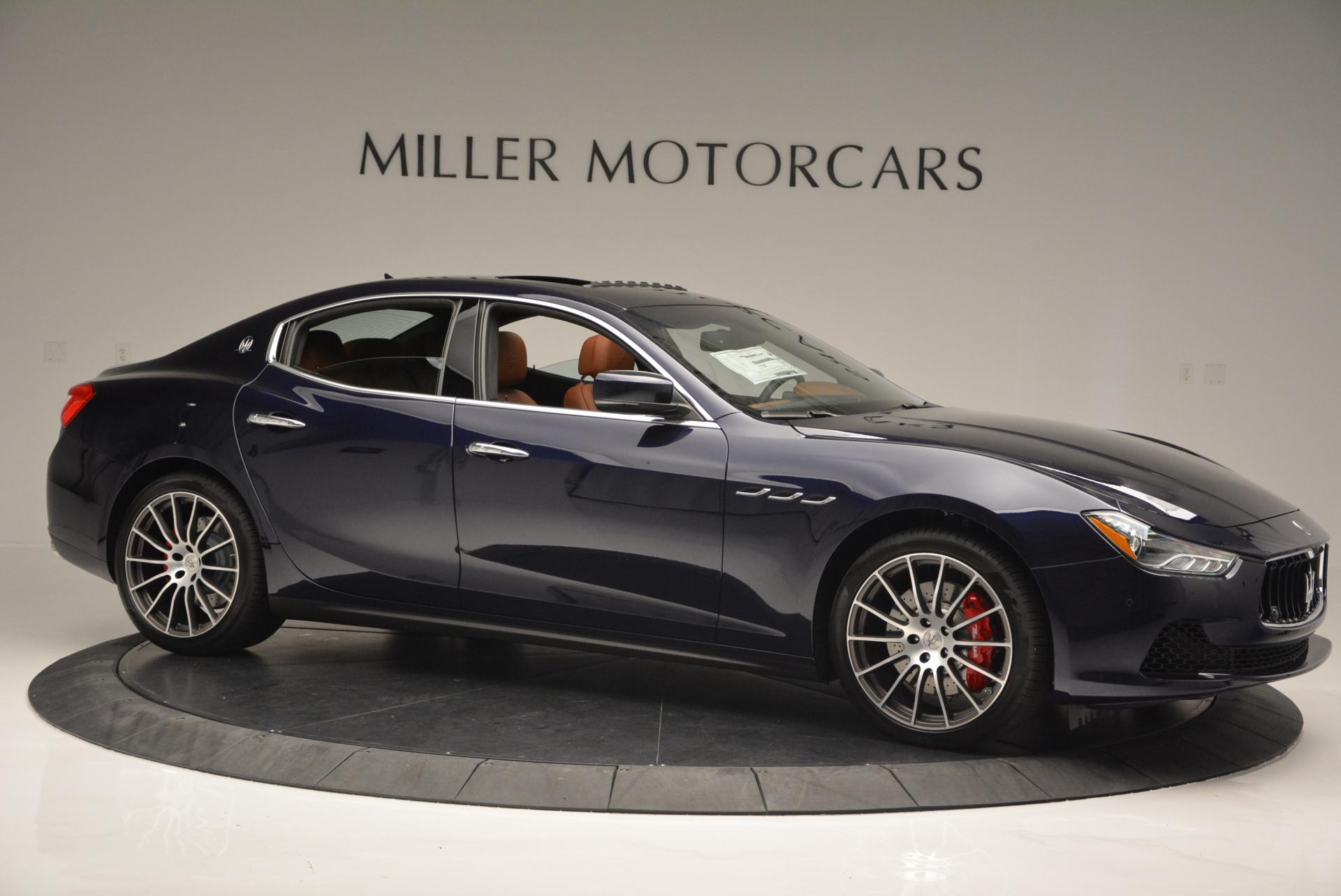 New 2016 Maserati Ghibli S Q4 For Sale In Greenwich, CT. Alfa Romeo of Greenwich, M1578 171_p10