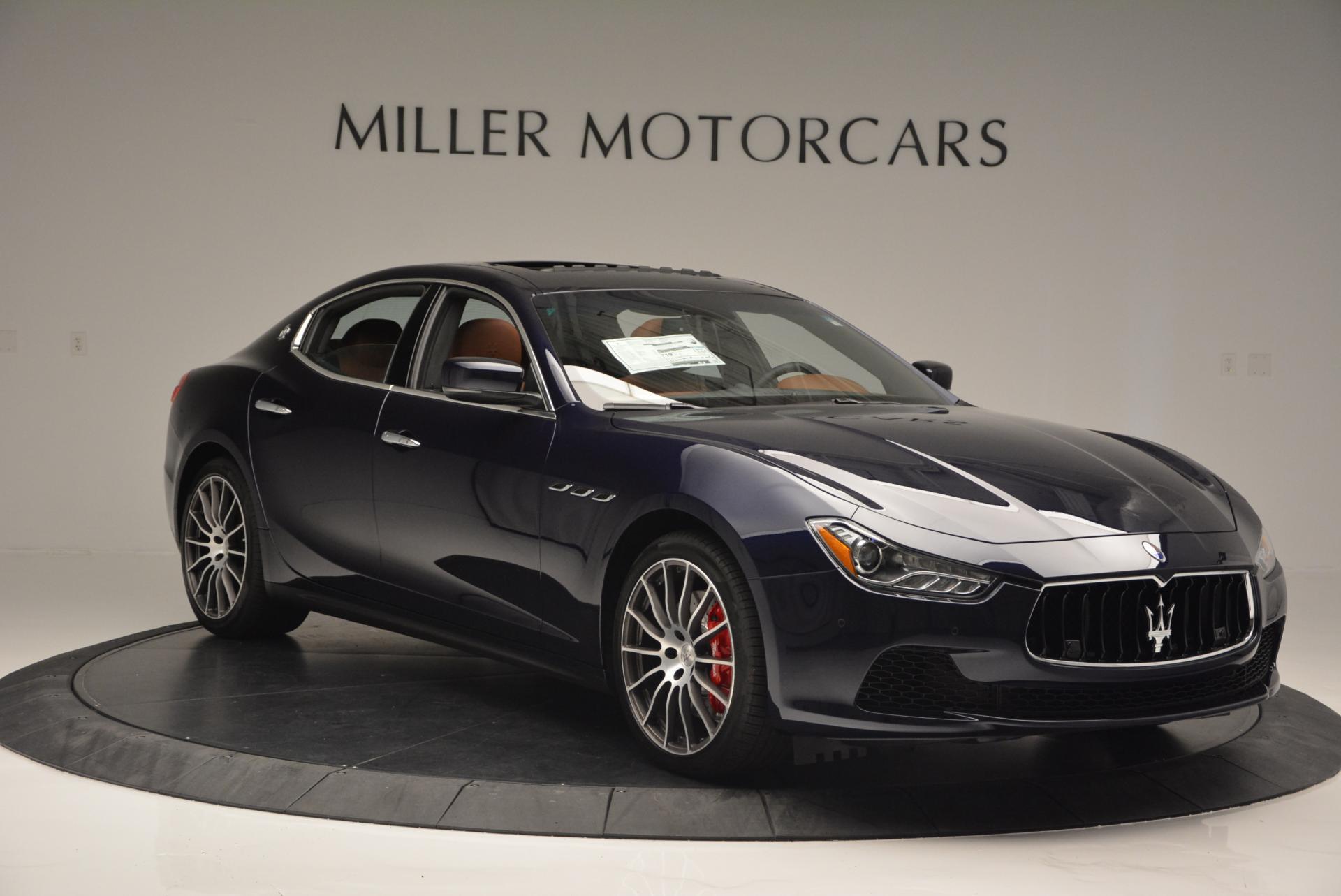New 2016 Maserati Ghibli S Q4 For Sale In Greenwich, CT. Alfa Romeo of Greenwich, M1578 171_p11