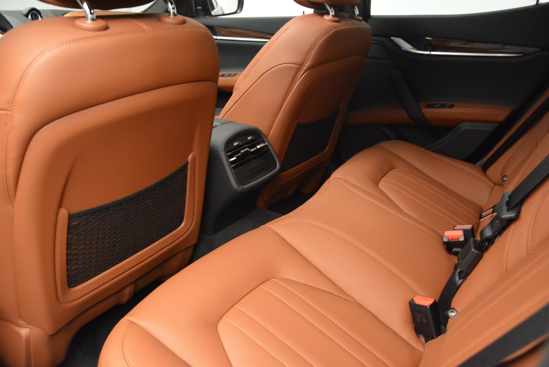 New 2016 Maserati Ghibli S Q4 For Sale In Greenwich, CT. Alfa Romeo of Greenwich, M1578 171_p14