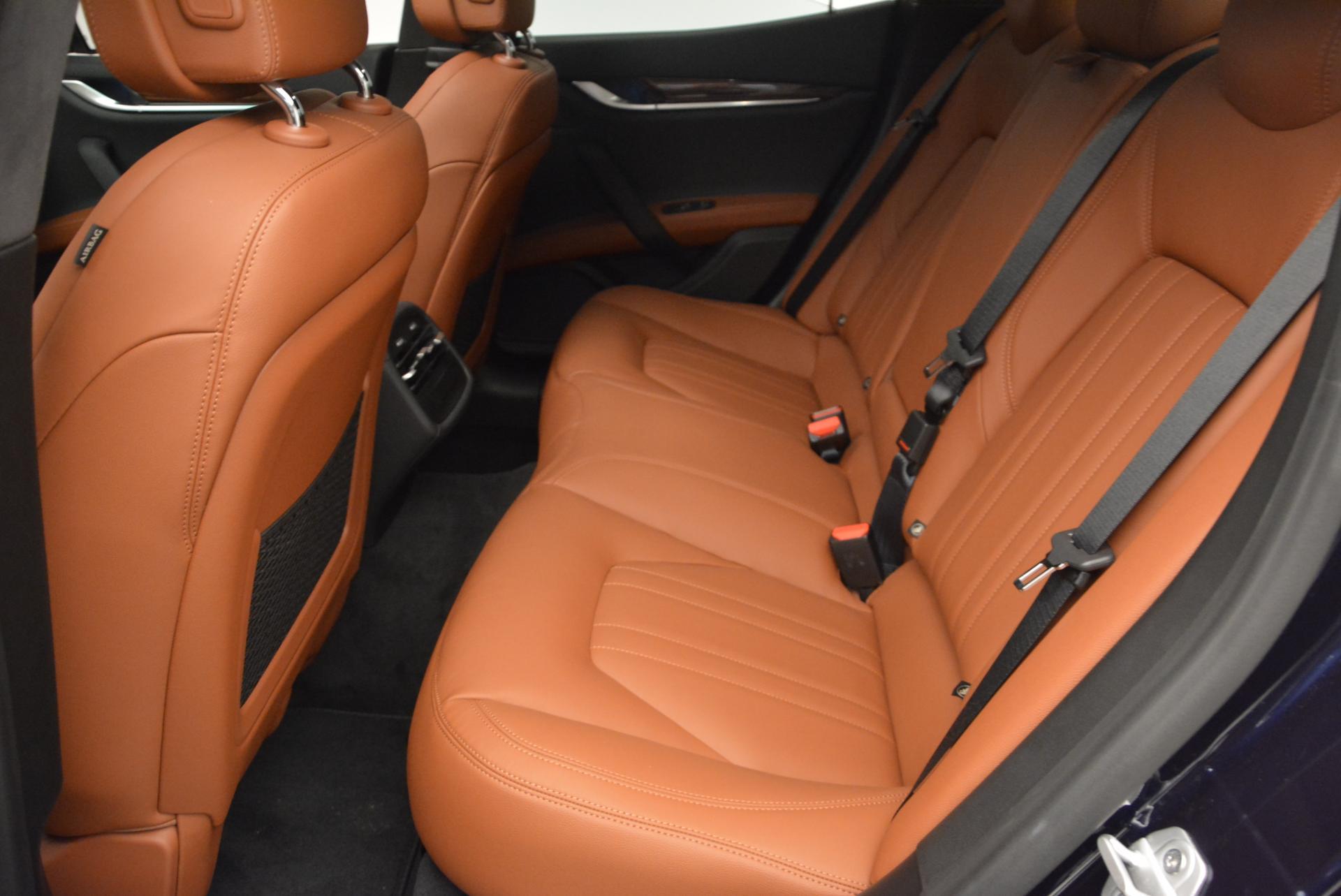 New 2016 Maserati Ghibli S Q4 For Sale In Greenwich, CT. Alfa Romeo of Greenwich, M1578 171_p15