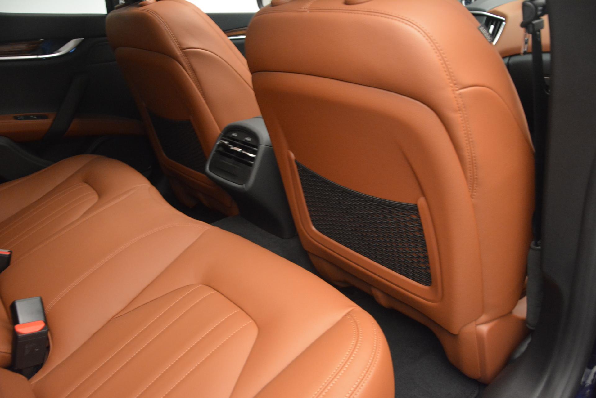New 2016 Maserati Ghibli S Q4 For Sale In Greenwich, CT. Alfa Romeo of Greenwich, M1578 171_p19