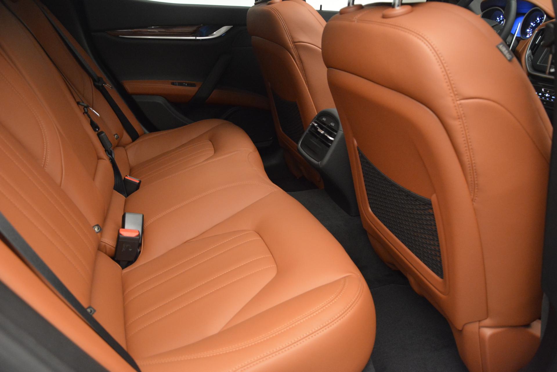 New 2016 Maserati Ghibli S Q4 For Sale In Greenwich, CT. Alfa Romeo of Greenwich, M1578 171_p20