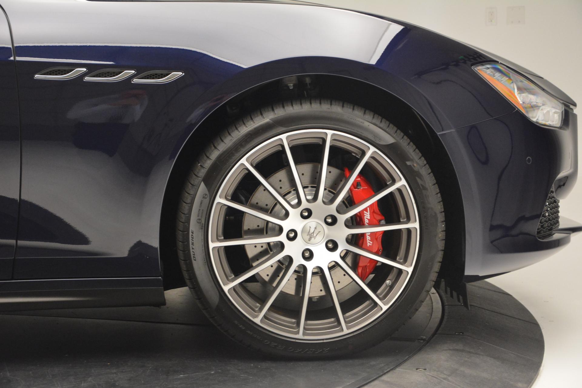 New 2016 Maserati Ghibli S Q4 For Sale In Greenwich, CT. Alfa Romeo of Greenwich, M1578 171_p21