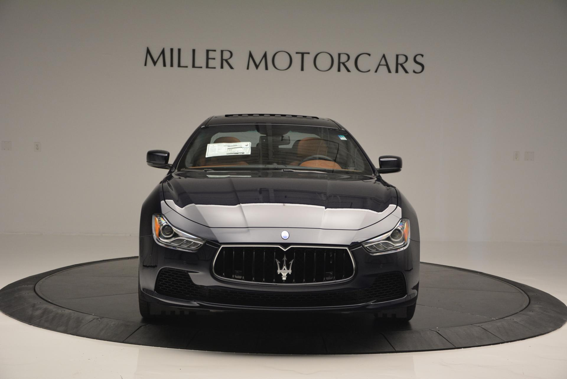 New 2016 Maserati Ghibli S Q4 For Sale In Greenwich, CT. Alfa Romeo of Greenwich, M1578 171_p2