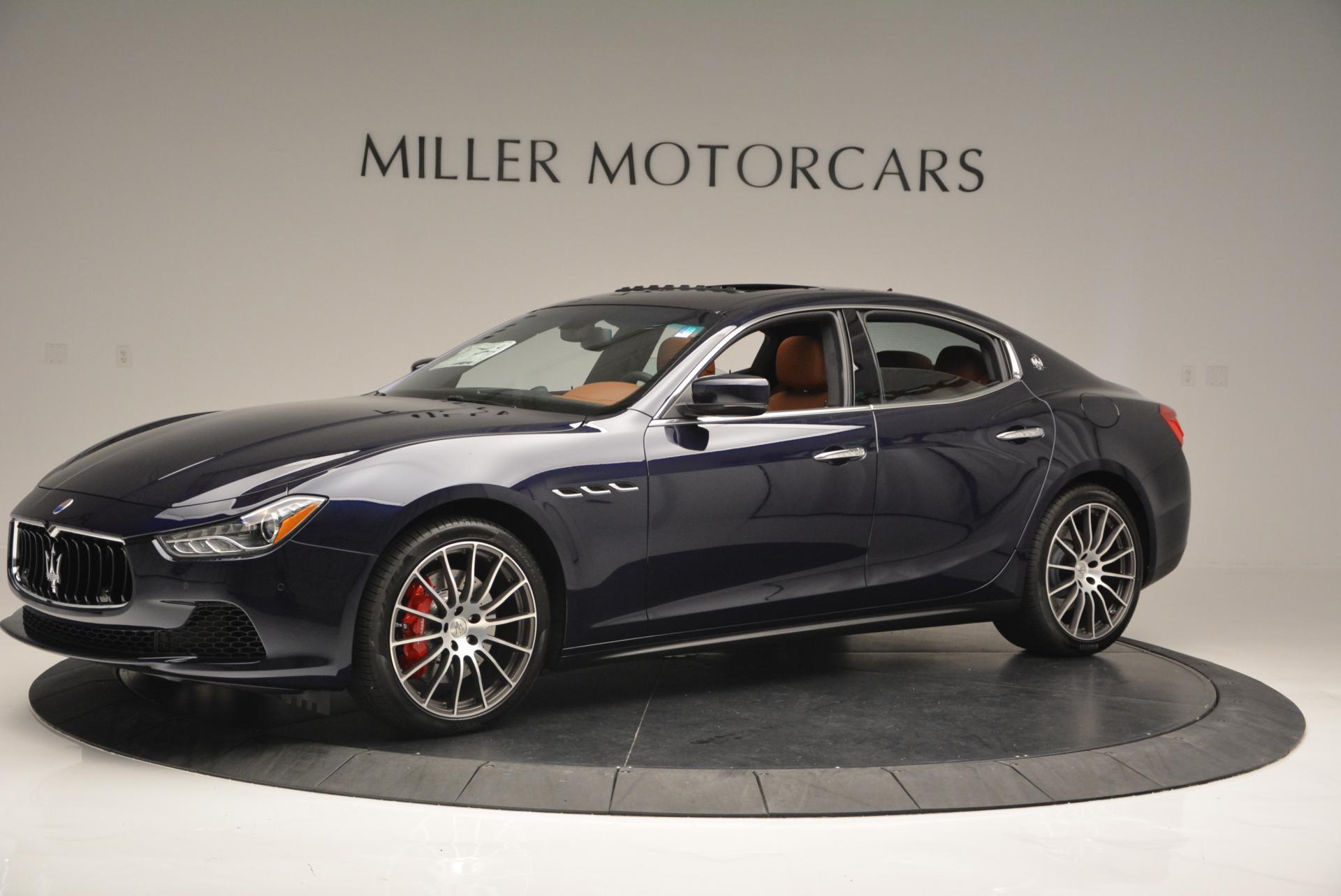 New 2016 Maserati Ghibli S Q4 For Sale In Greenwich, CT. Alfa Romeo of Greenwich, M1578 171_p3