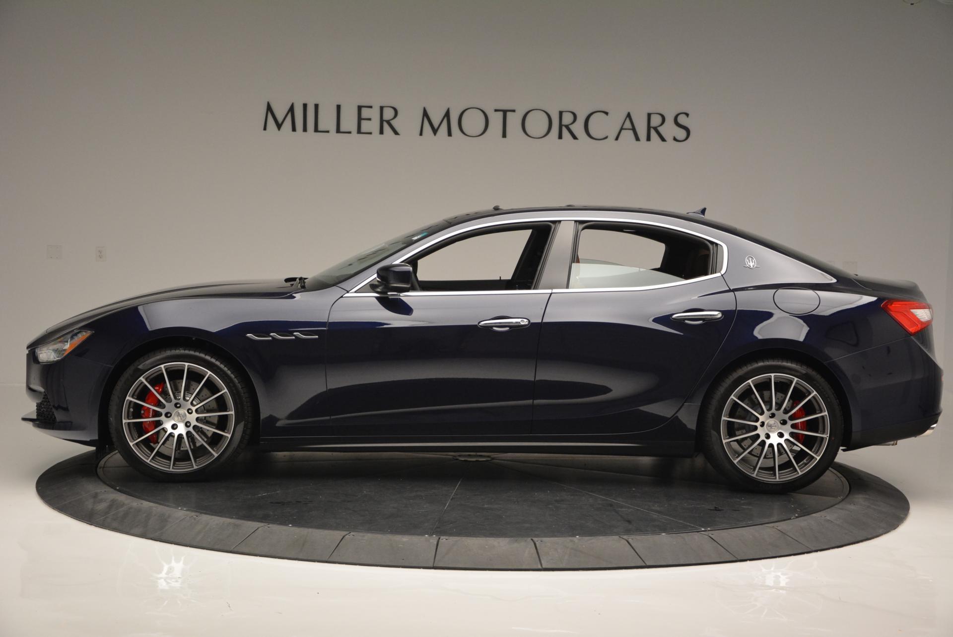 New 2016 Maserati Ghibli S Q4 For Sale In Greenwich, CT. Alfa Romeo of Greenwich, M1578 171_p4
