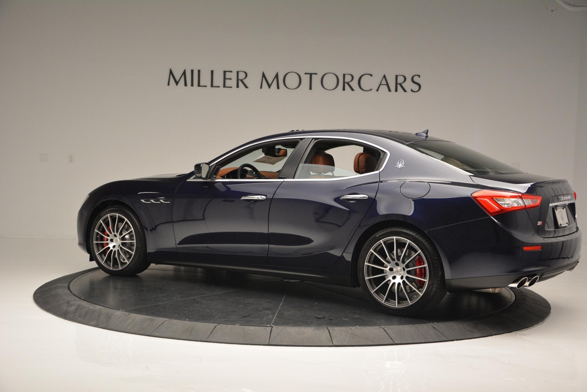 New 2016 Maserati Ghibli S Q4 For Sale In Greenwich, CT. Alfa Romeo of Greenwich, M1578 171_p5