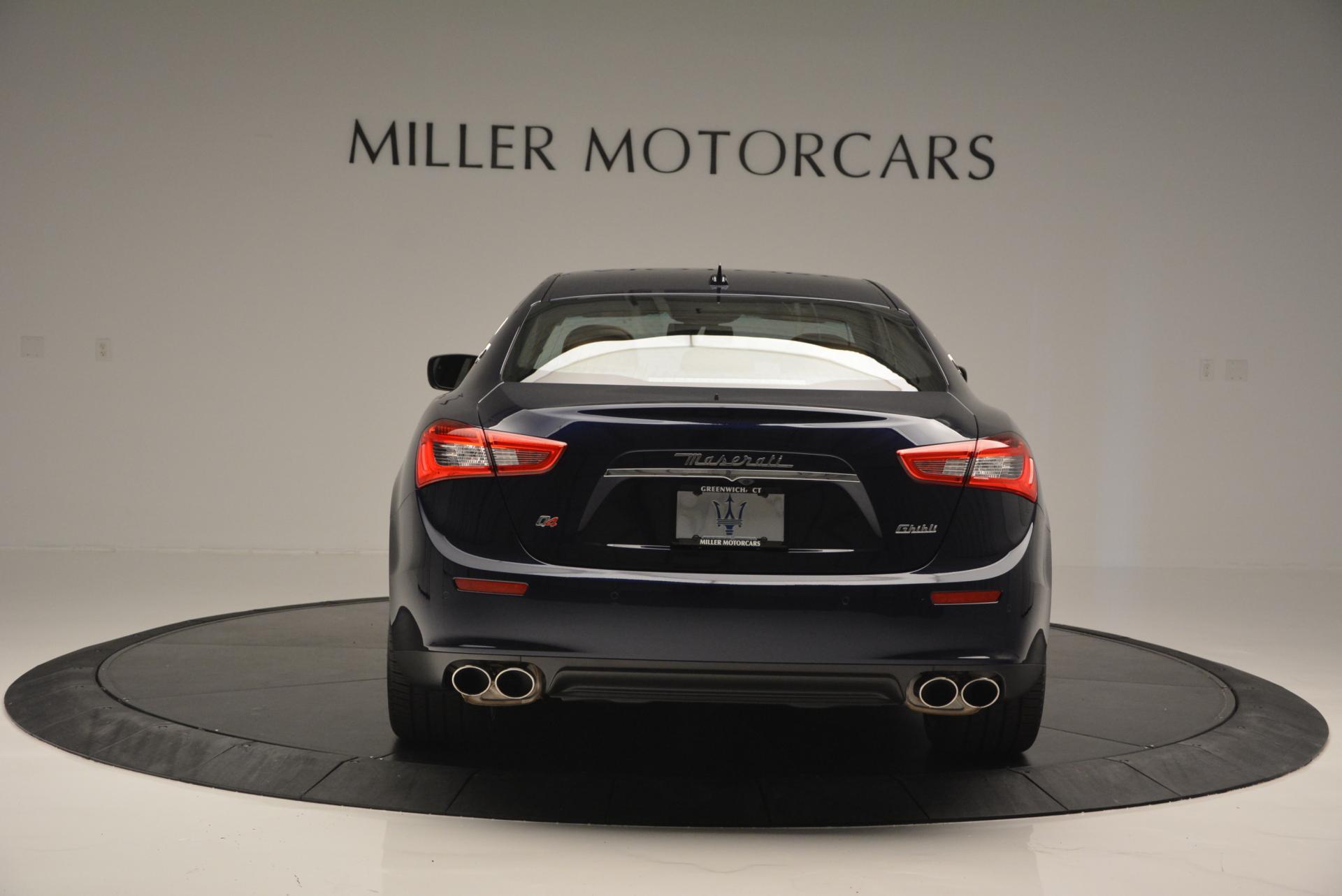 New 2016 Maserati Ghibli S Q4 For Sale In Greenwich, CT. Alfa Romeo of Greenwich, M1578 171_p6