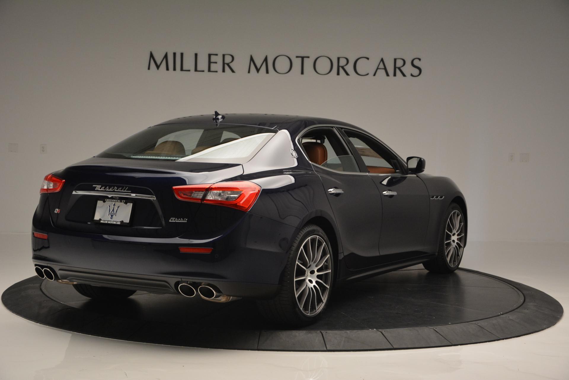 New 2016 Maserati Ghibli S Q4 For Sale In Greenwich, CT. Alfa Romeo of Greenwich, M1578 171_p7