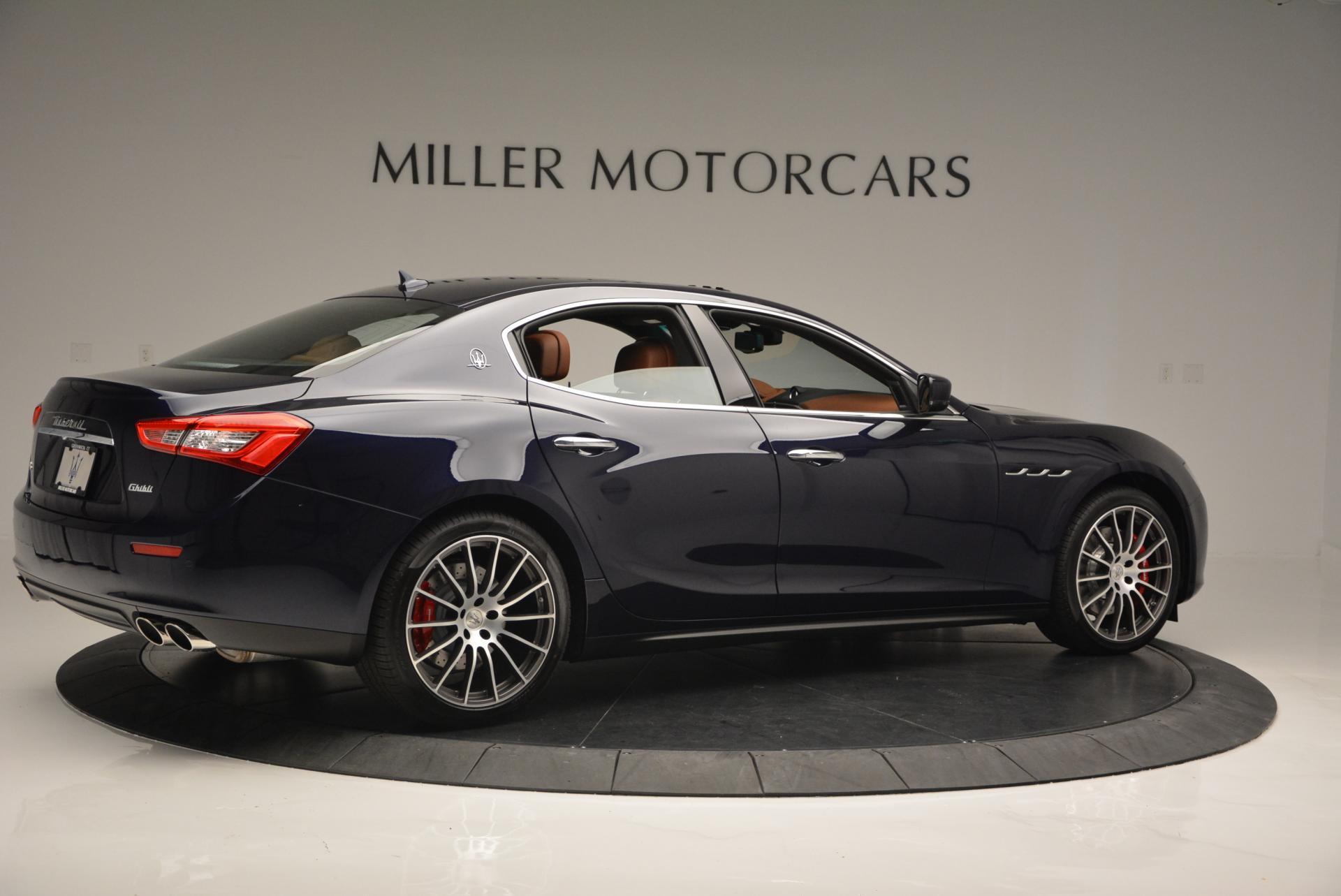 New 2016 Maserati Ghibli S Q4 For Sale In Greenwich, CT. Alfa Romeo of Greenwich, M1578 171_p8