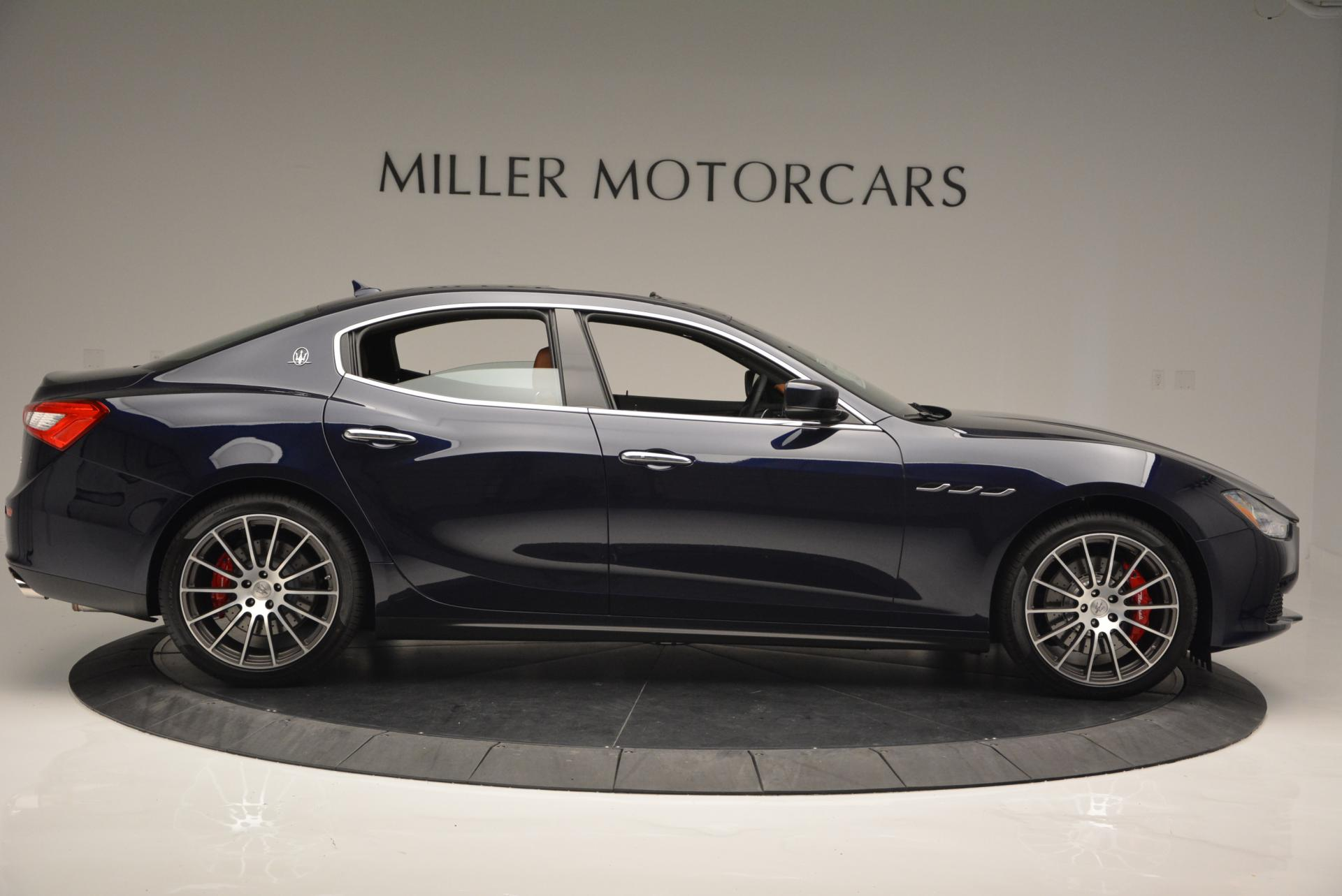 New 2016 Maserati Ghibli S Q4 For Sale In Greenwich, CT. Alfa Romeo of Greenwich, M1578 171_p9