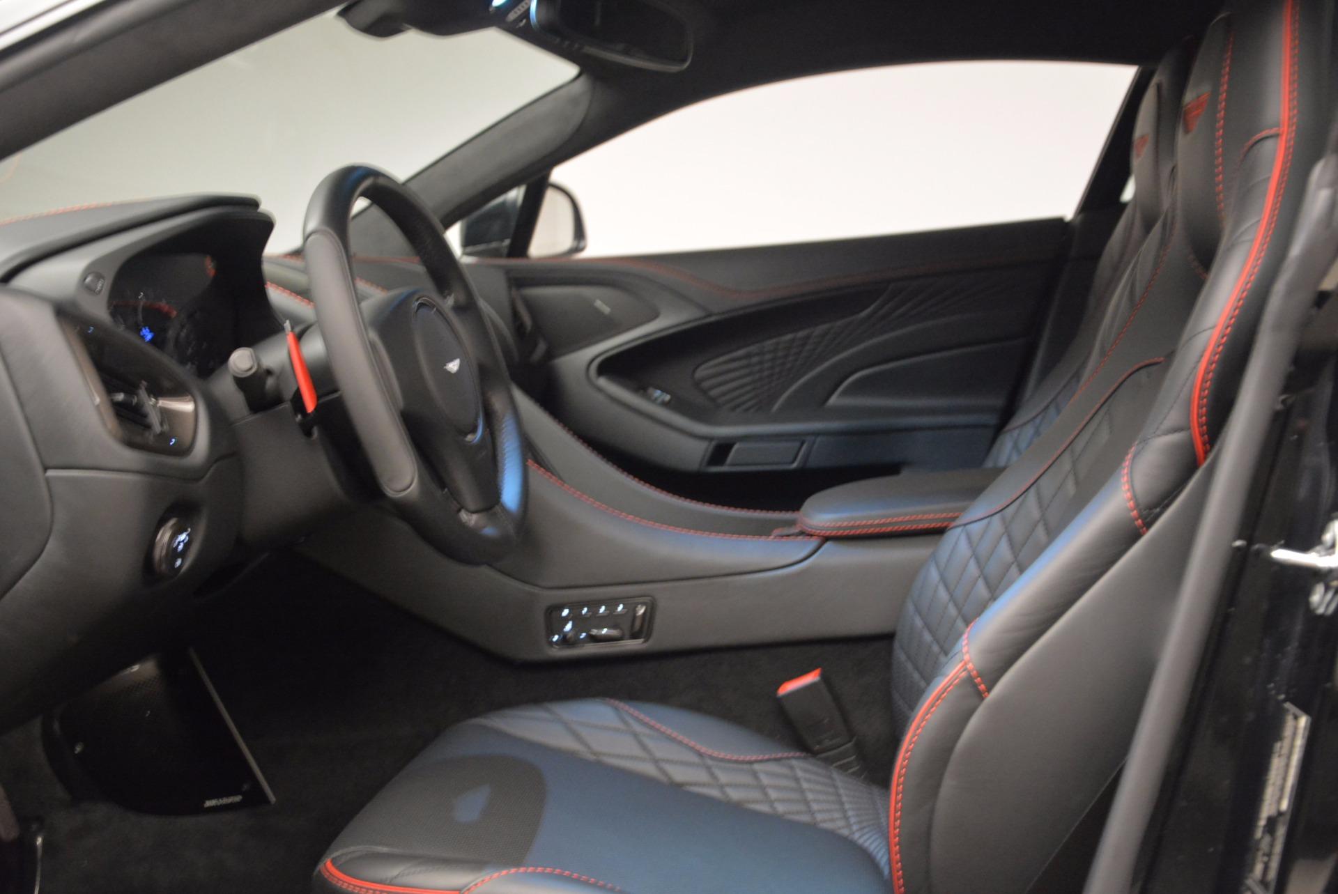 Used 2018 Aston Martin Vanquish S  For Sale In Greenwich, CT. Alfa Romeo of Greenwich, A1257B 1710_p13