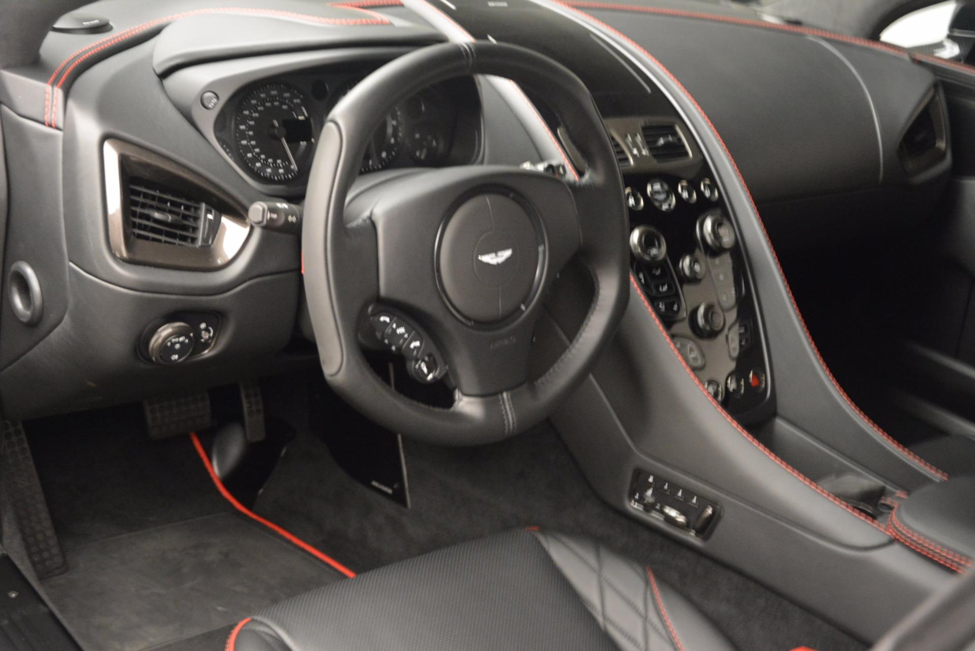 Used 2018 Aston Martin Vanquish S  For Sale In Greenwich, CT. Alfa Romeo of Greenwich, A1257B 1710_p14