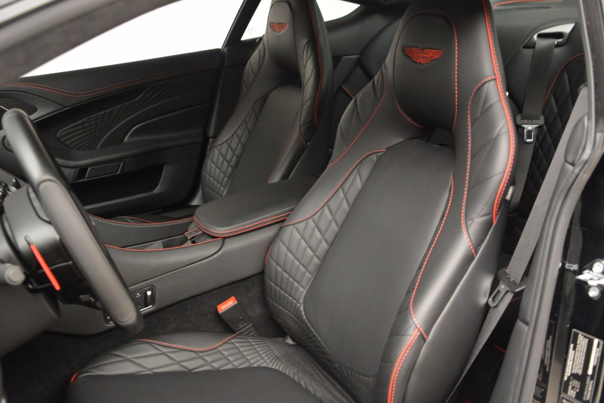 Used 2018 Aston Martin Vanquish S  For Sale In Greenwich, CT. Alfa Romeo of Greenwich, A1257B 1710_p16