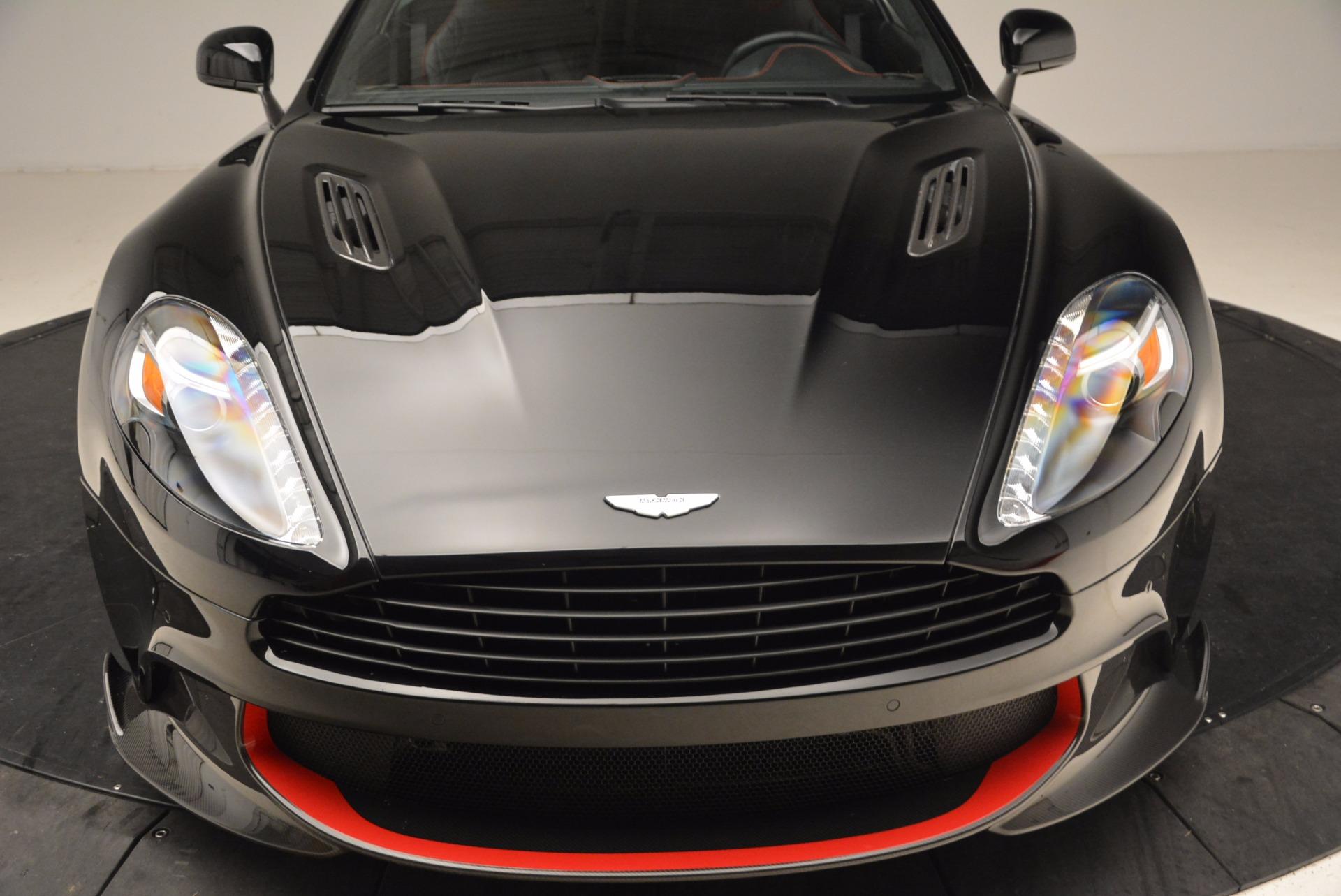 Used 2018 Aston Martin Vanquish S  For Sale In Greenwich, CT. Alfa Romeo of Greenwich, A1257B 1710_p19