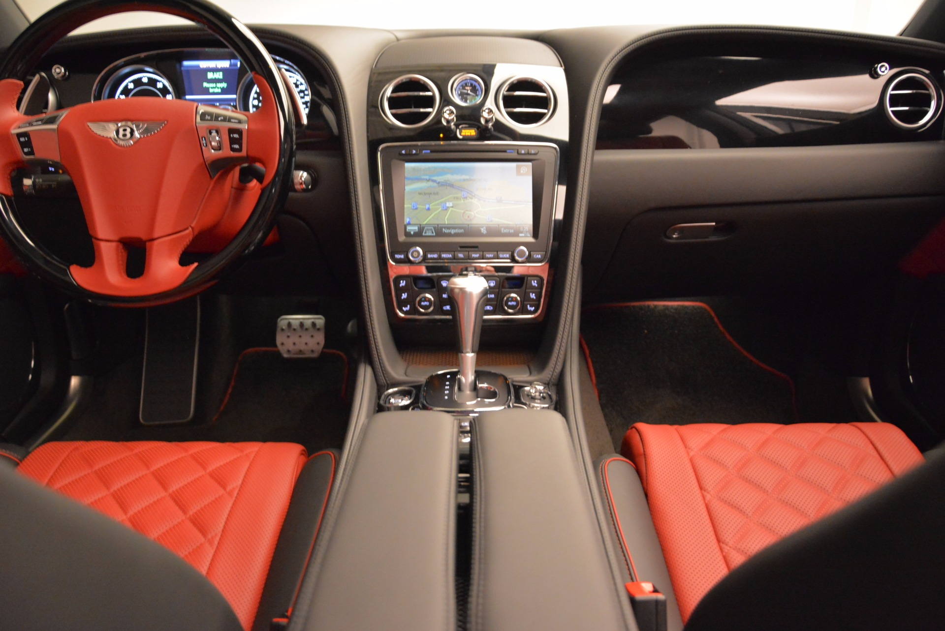 New 2017 Bentley Flying Spur V8 S For Sale In Greenwich, CT. Alfa Romeo of Greenwich, B1310 1711_p29