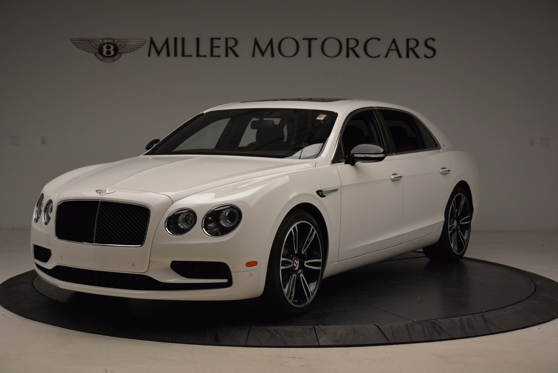 New 2017 Bentley Flying Spur V8 S For Sale In Greenwich, CT. Alfa Romeo of Greenwich, B1310 1711_p2