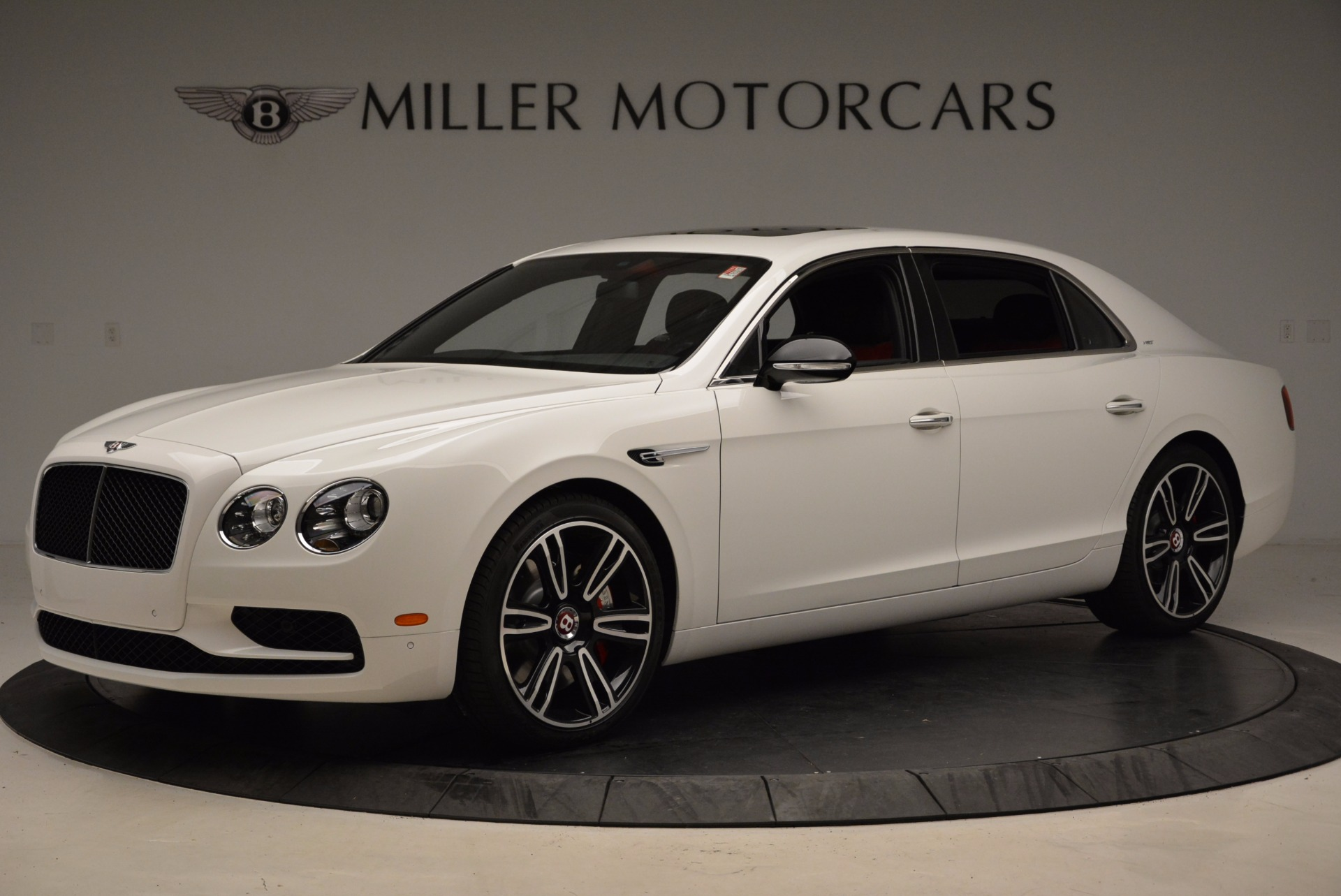 New 2017 Bentley Flying Spur V8 S For Sale In Greenwich, CT. Alfa Romeo of Greenwich, B1310 1711_p3