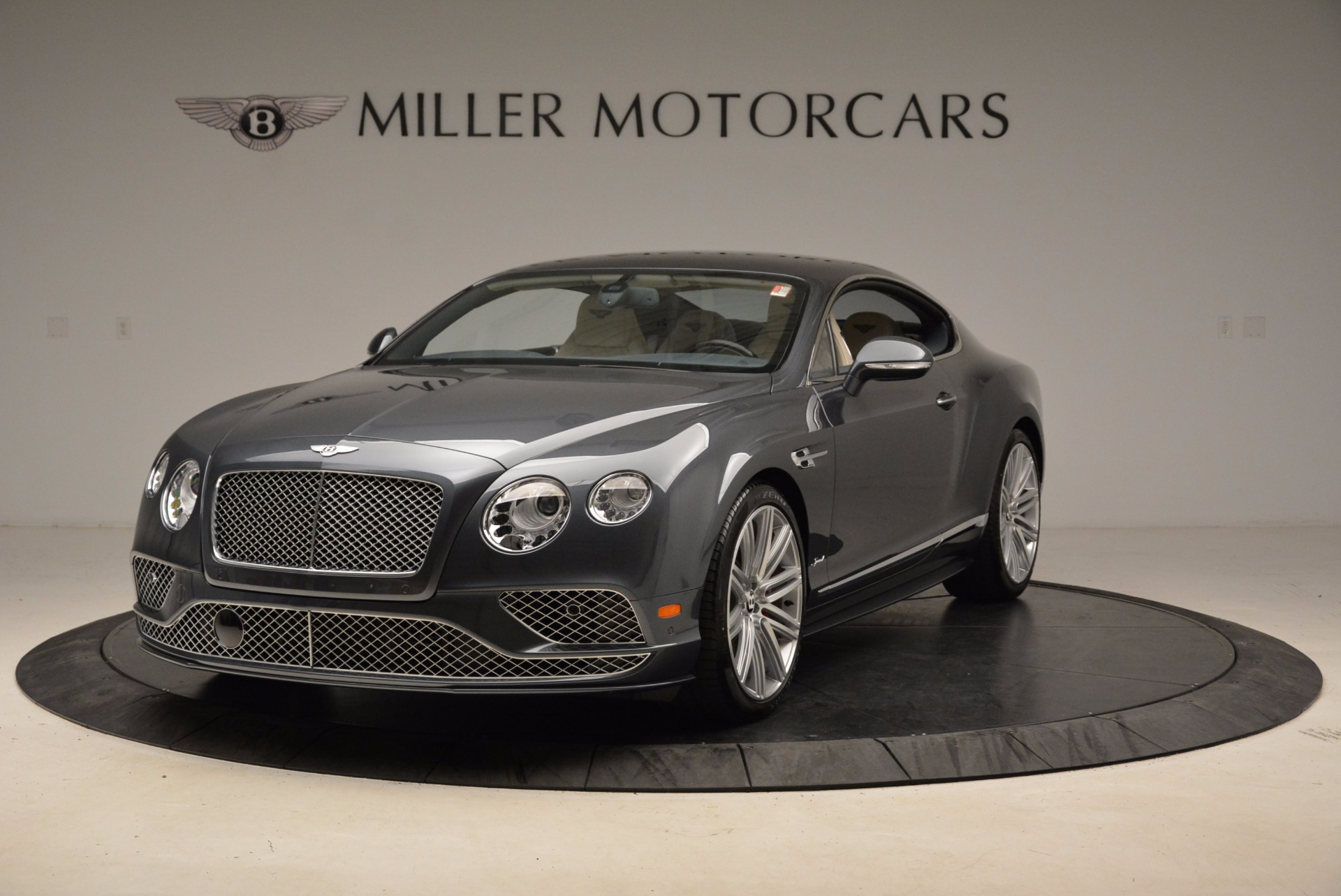 New 2017 Bentley Continental GT Speed For Sale In Greenwich, CT. Alfa Romeo of Greenwich, B1309 1715_main