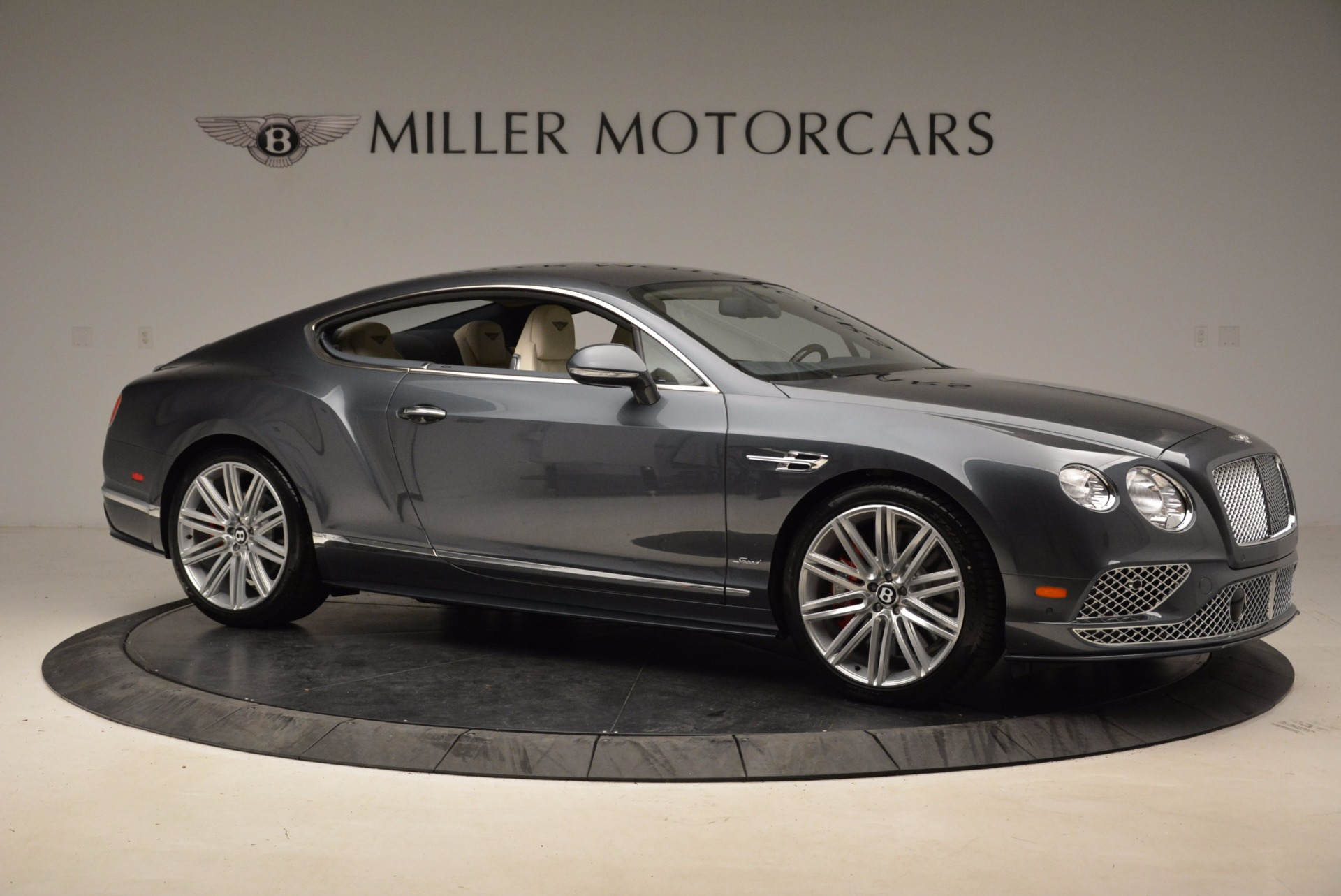New 2017 Bentley Continental GT Speed For Sale In Greenwich, CT. Alfa Romeo of Greenwich, B1309 1715_p10