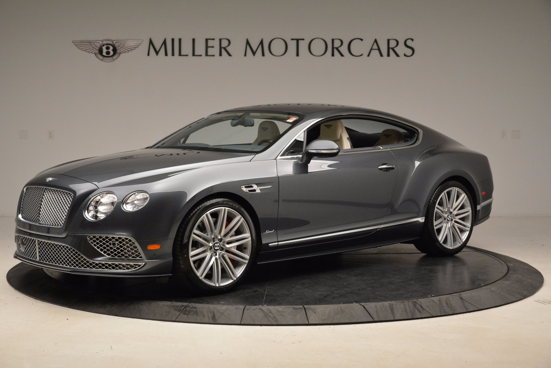 New 2017 Bentley Continental GT Speed For Sale In Greenwich, CT. Alfa Romeo of Greenwich, B1309 1715_p2