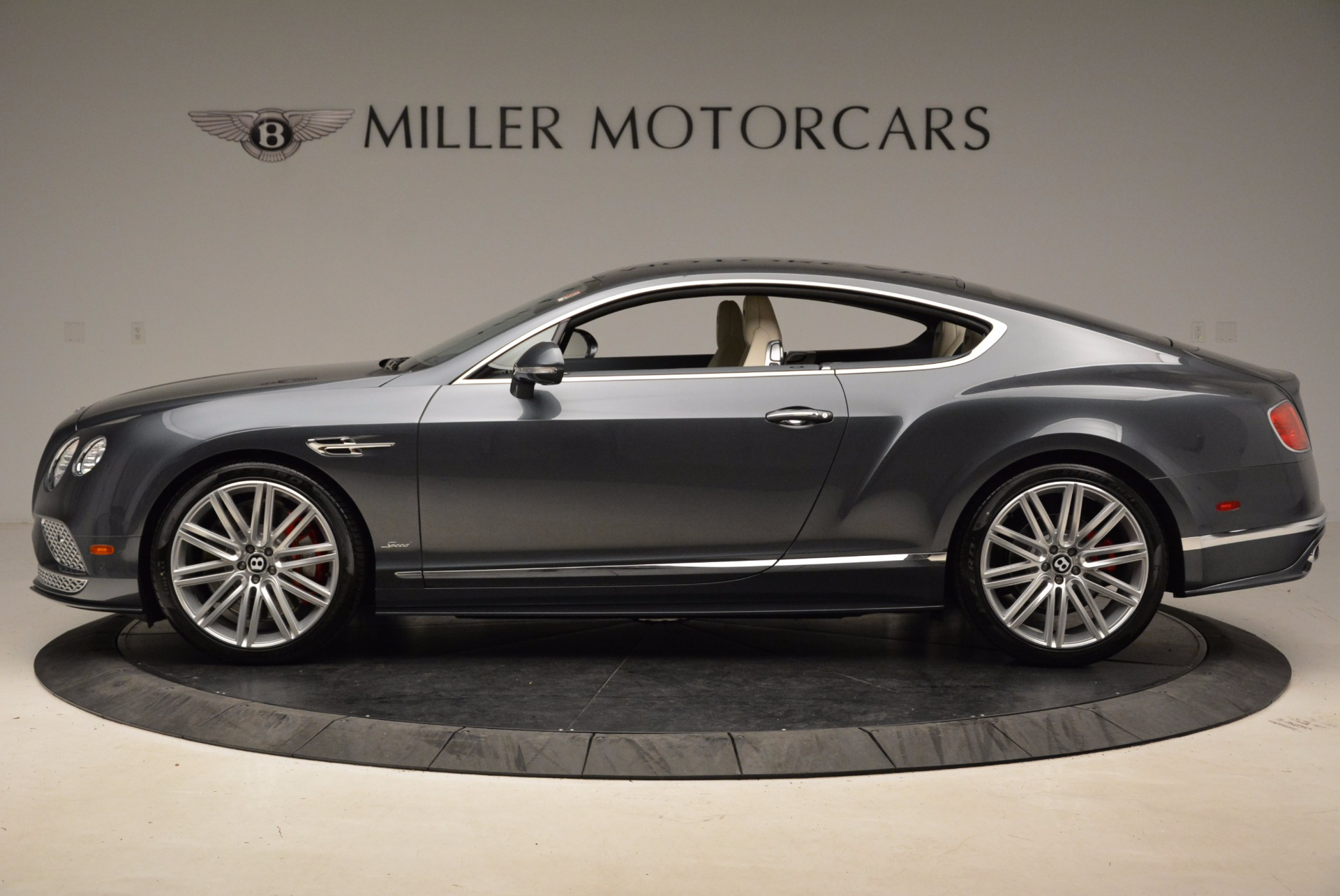New 2017 Bentley Continental GT Speed For Sale In Greenwich, CT. Alfa Romeo of Greenwich, B1309 1715_p3