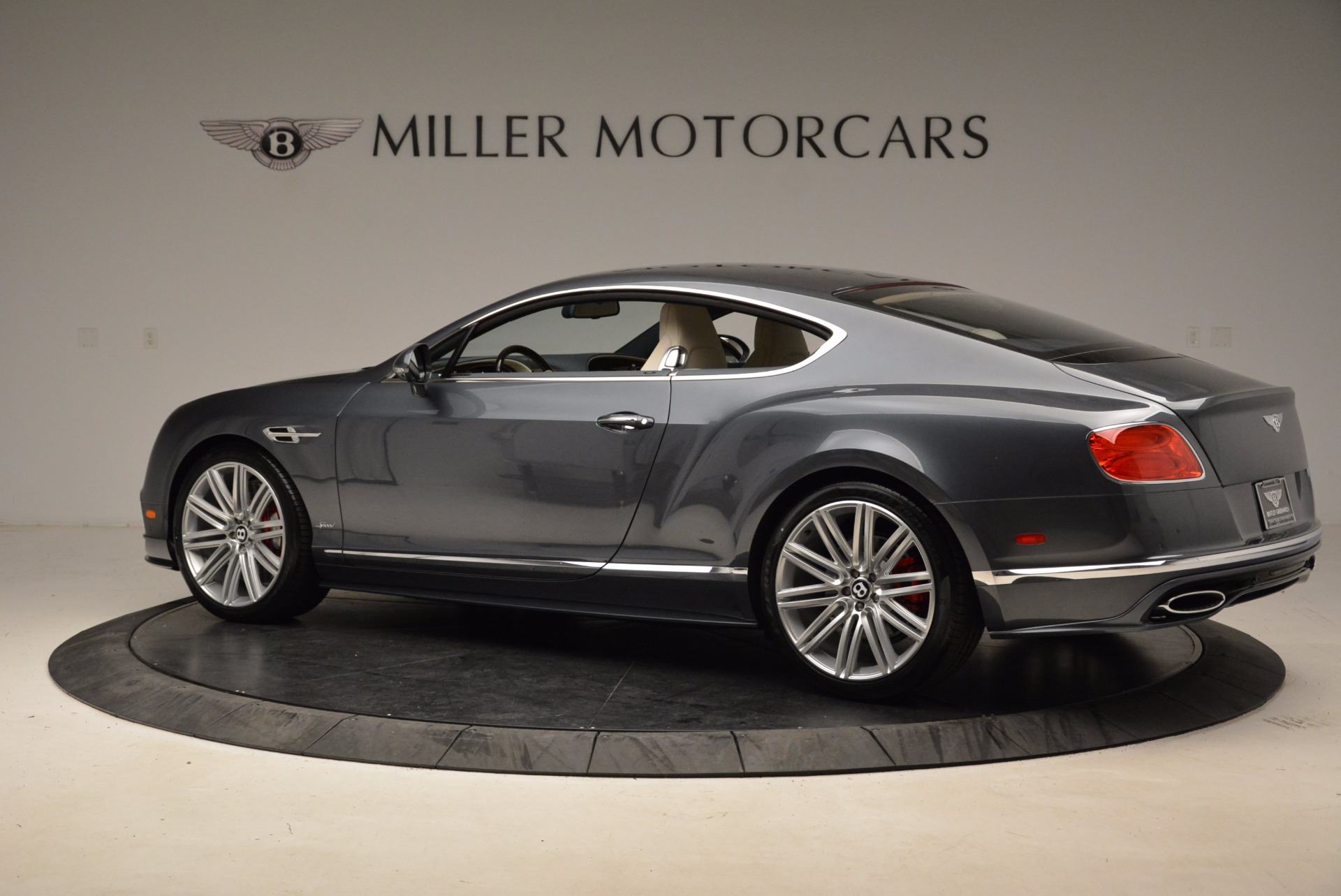 New 2017 Bentley Continental GT Speed For Sale In Greenwich, CT. Alfa Romeo of Greenwich, B1309 1715_p4