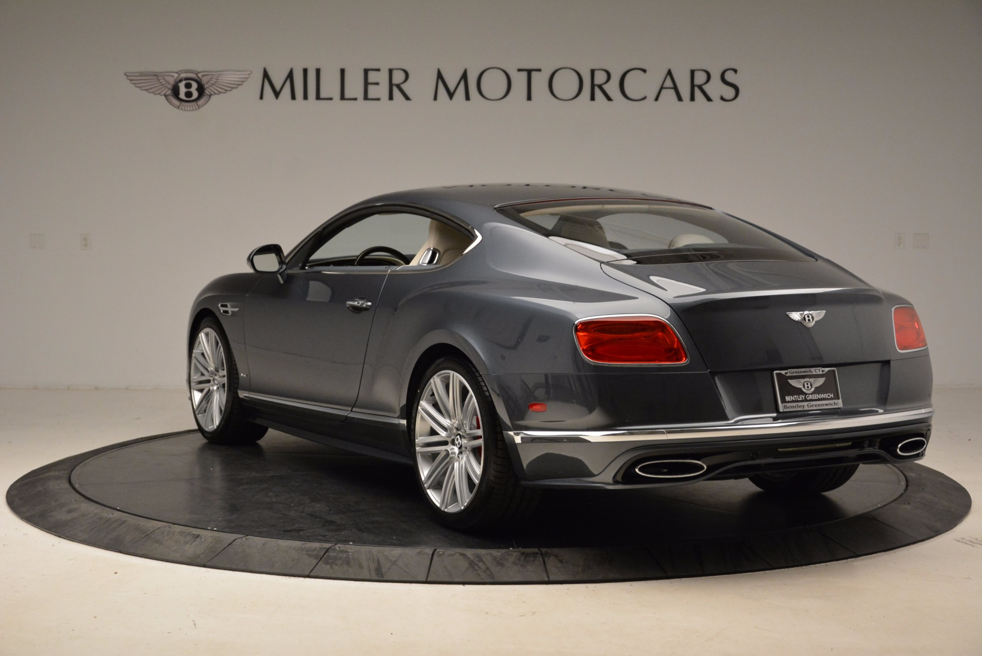 New 2017 Bentley Continental GT Speed For Sale In Greenwich, CT. Alfa Romeo of Greenwich, B1309 1715_p5