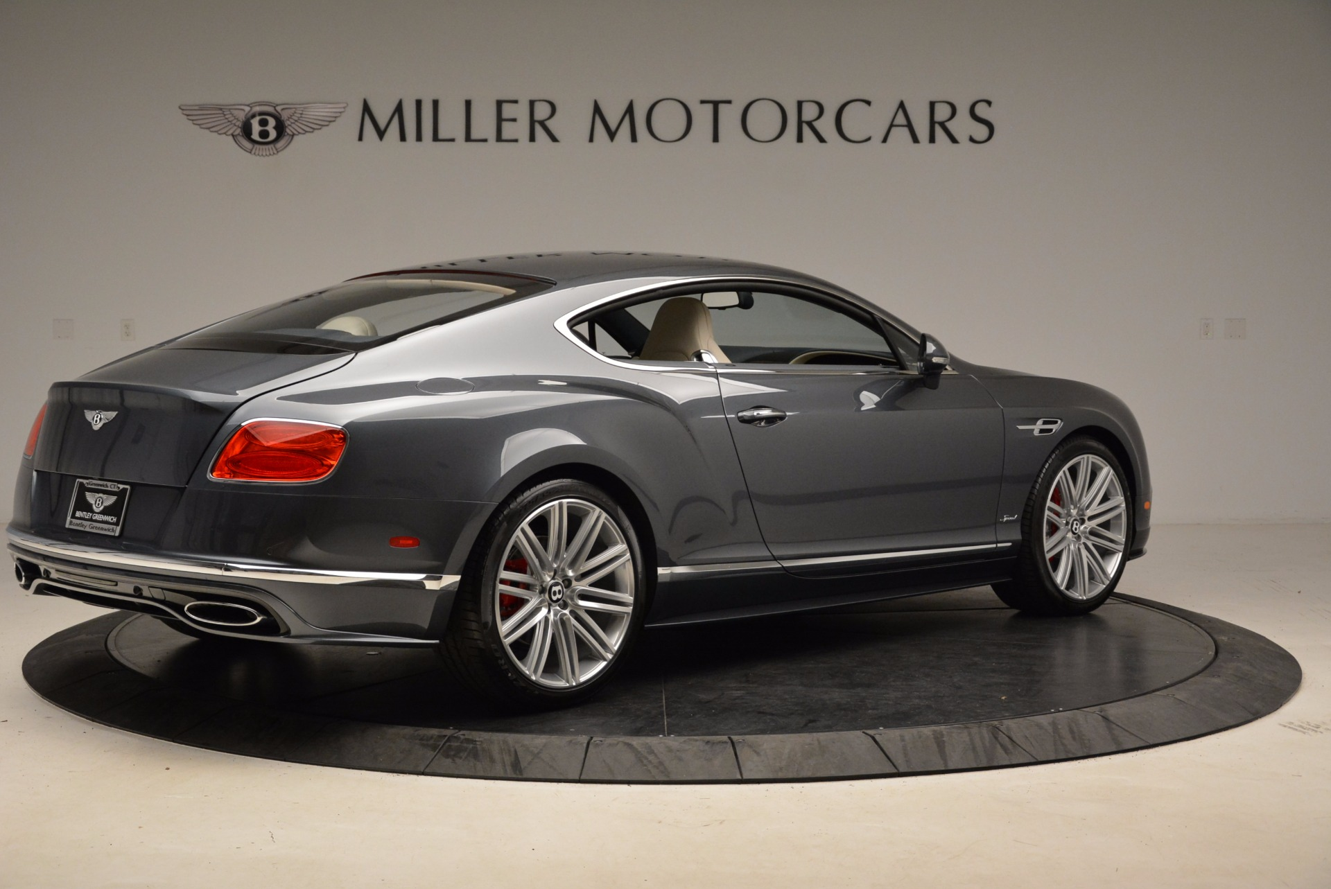 New 2017 Bentley Continental GT Speed For Sale In Greenwich, CT. Alfa Romeo of Greenwich, B1309 1715_p8